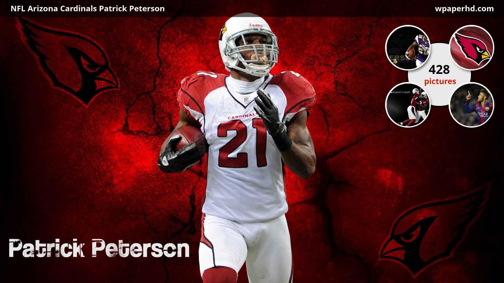 1920x1080 Description NFL Arizona Cardinals Patrick Peterson wallpaper from Football  category. You are on page with NFL Arizona Cardinals Patrick Peterson  wallpaper ...