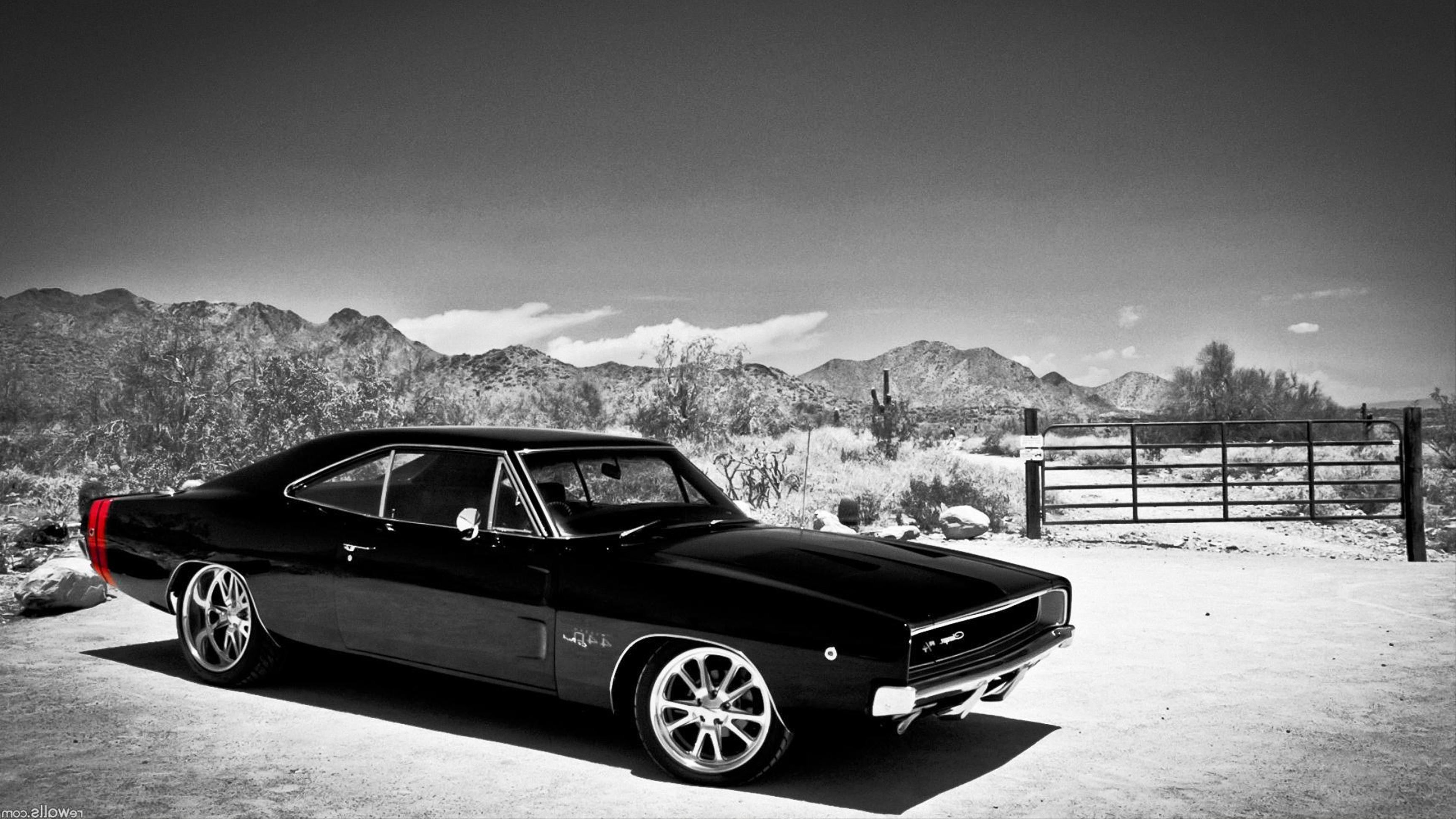 Car Wallpaper High Resolution: Muscle Cars Wallpapers High Resolution (48+ Images