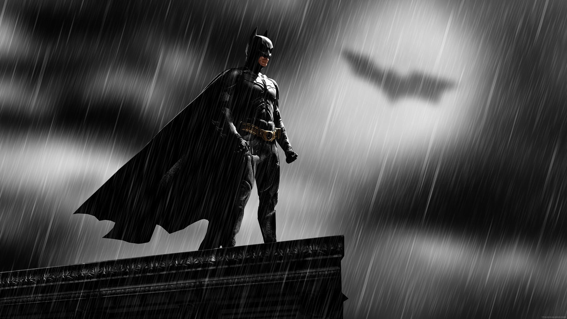 1920x1080 Batman Wallpaper Hd 1080p Download