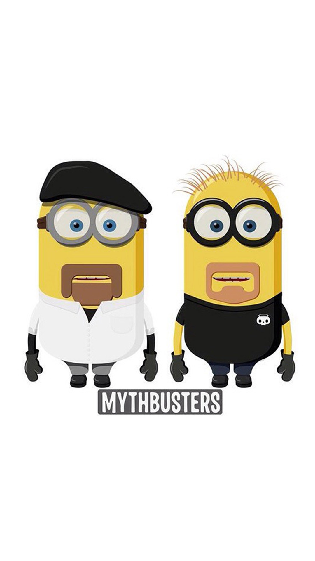 1080x1920 Mythbusters Minions Wallpapers for Galaxy S5