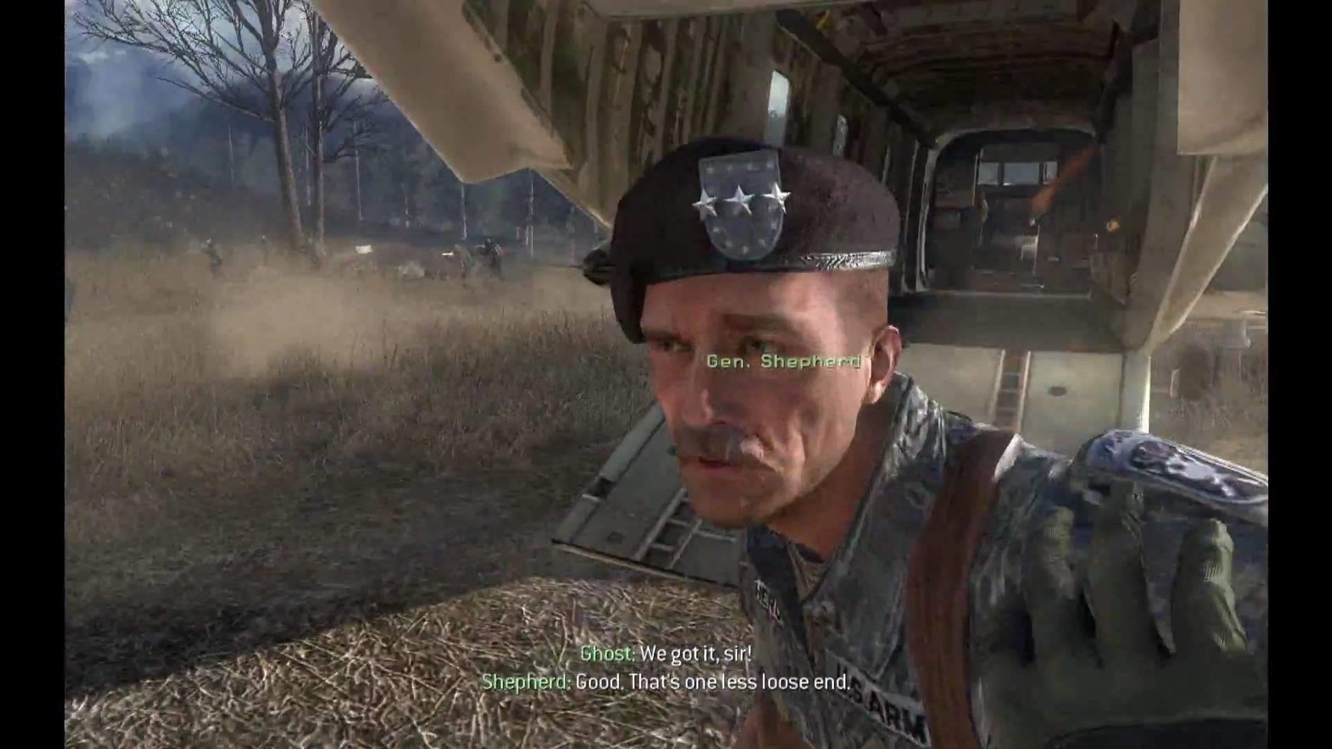 Modern Warfare 2 Ghost Youtube