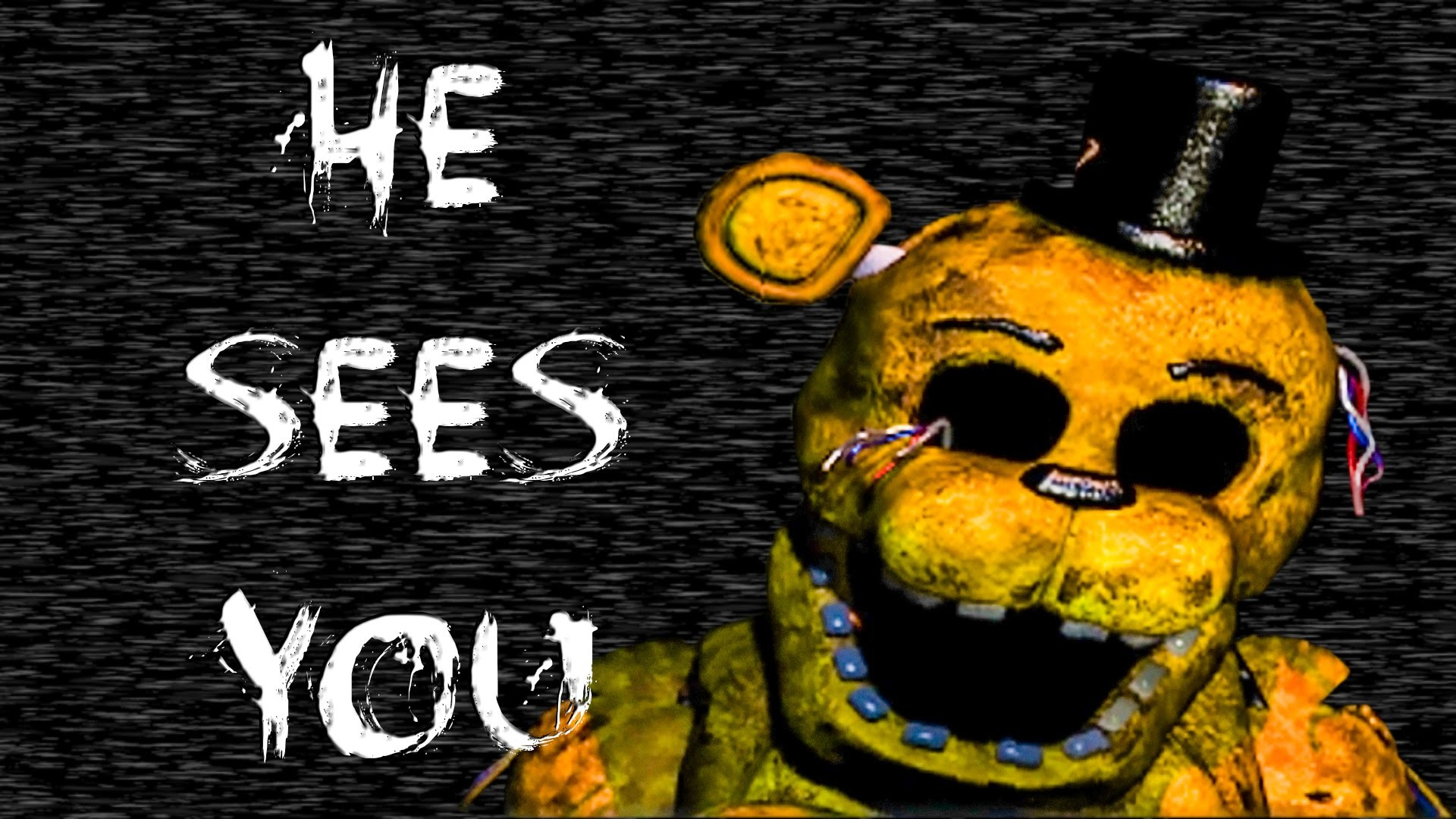 1920x1080 Five Nights At Freddys 2! THE PREQUEL!! - Night 6 - GOLDEN FREDDY HUGE  SCARE - YouTube