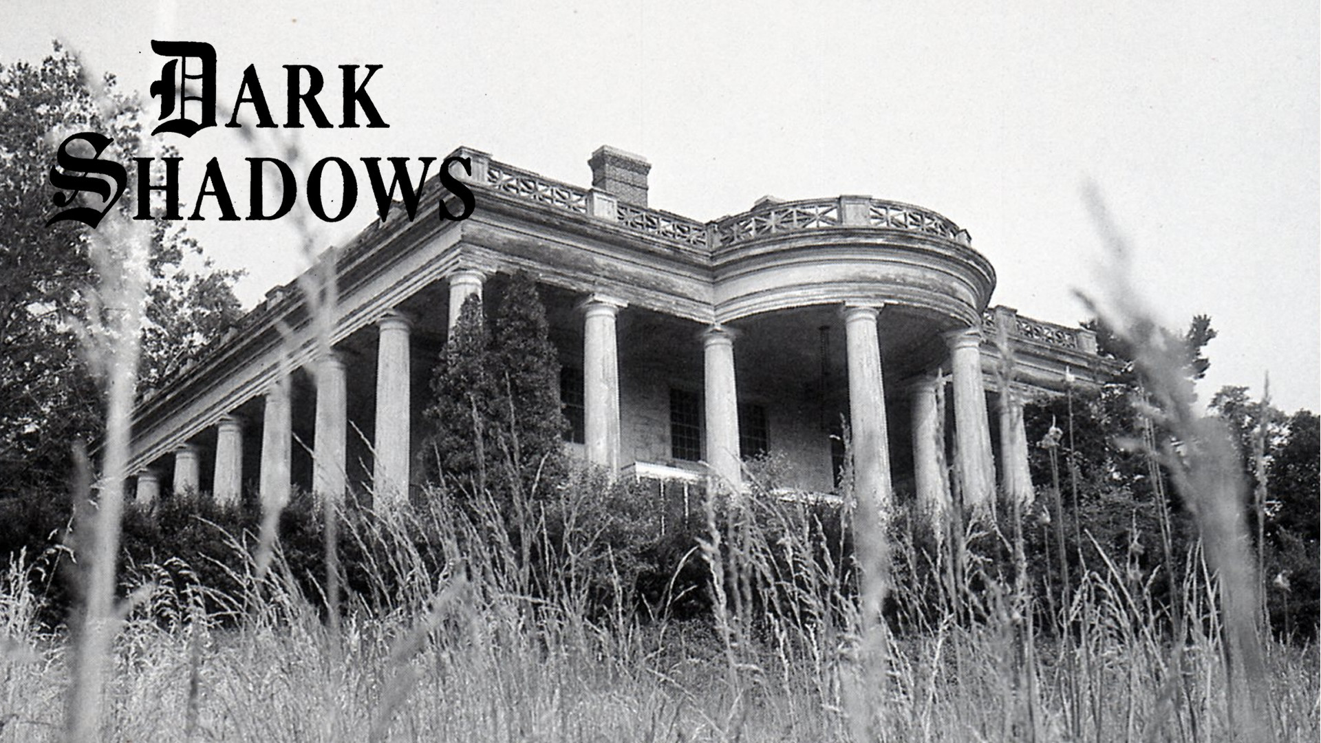 1920x1080 Dark Shadows Old House HD Wallpaper. « »