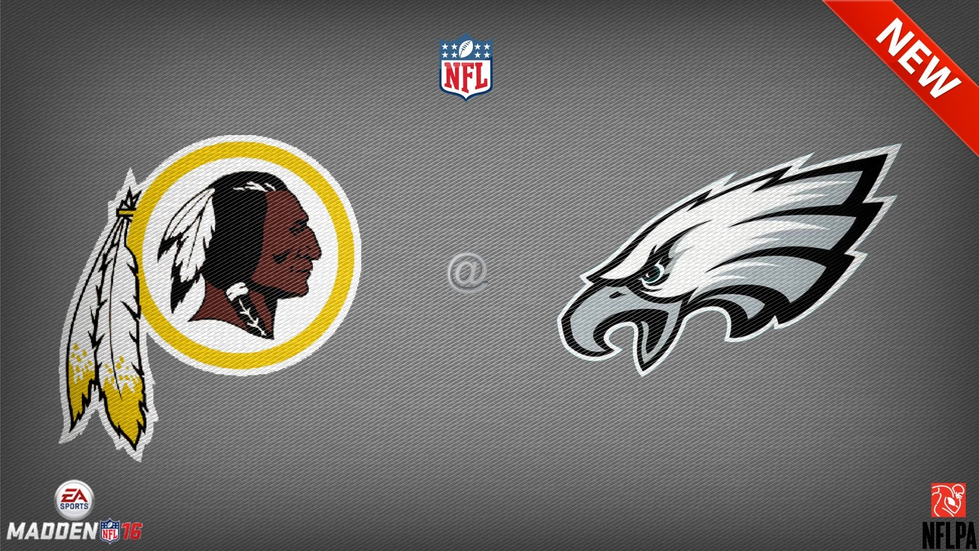 1920x1080 Madden 16 (PS4): Week 16 Prediction- Washington Redskins @ Philadelphia  Eagles FULL HD (60fps)