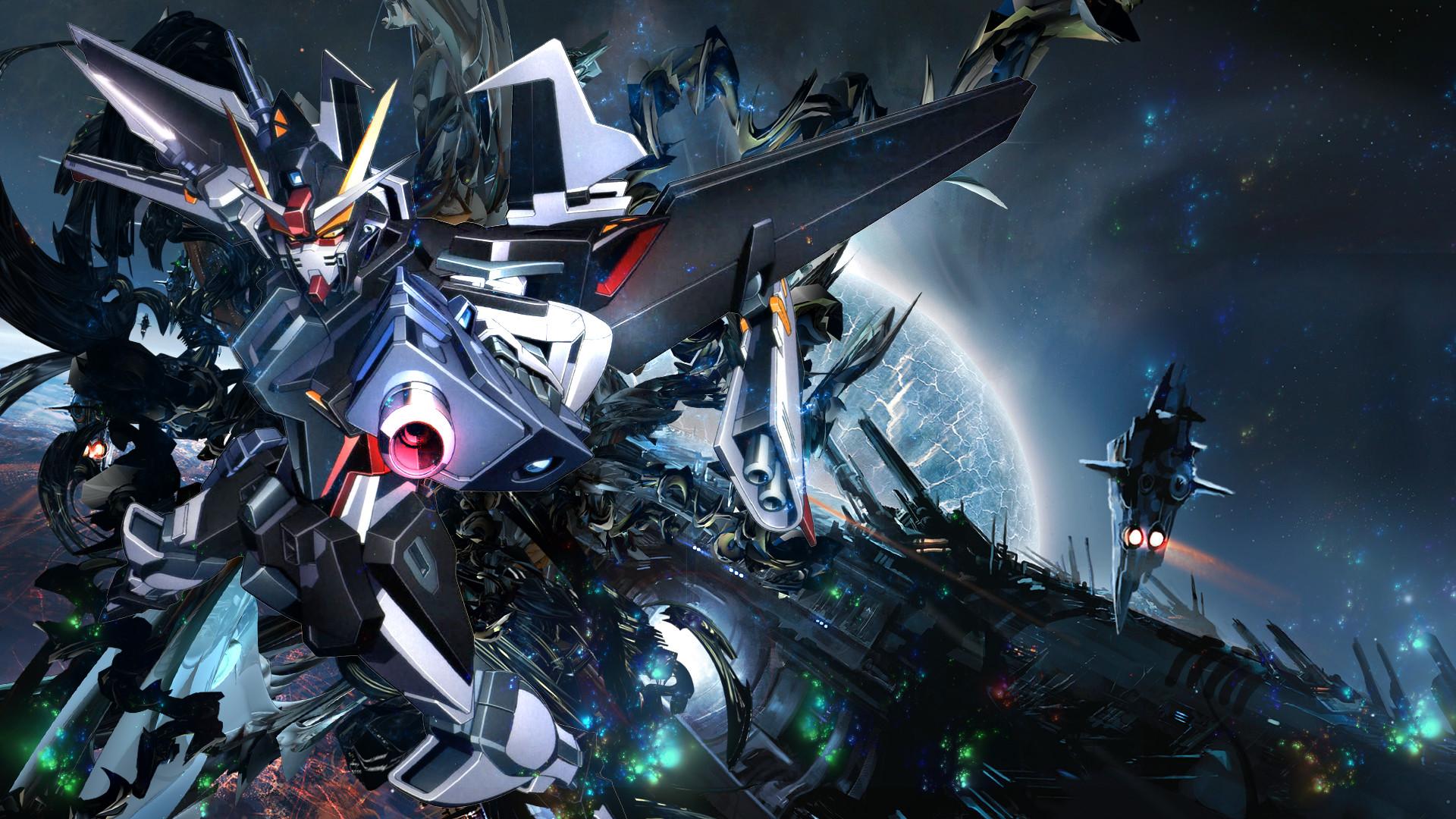 Gundam Wing Wallpaper Hd 58 Images