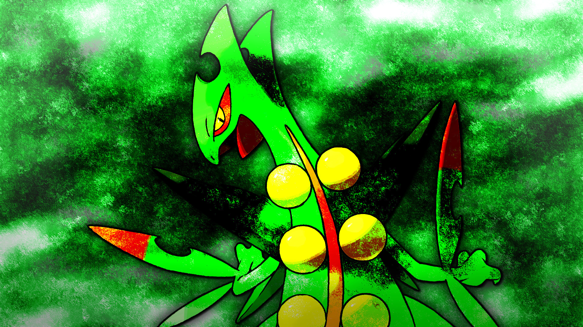 1920x1080 ... Sceptile Wallpapers - Wallpaper Cave ...