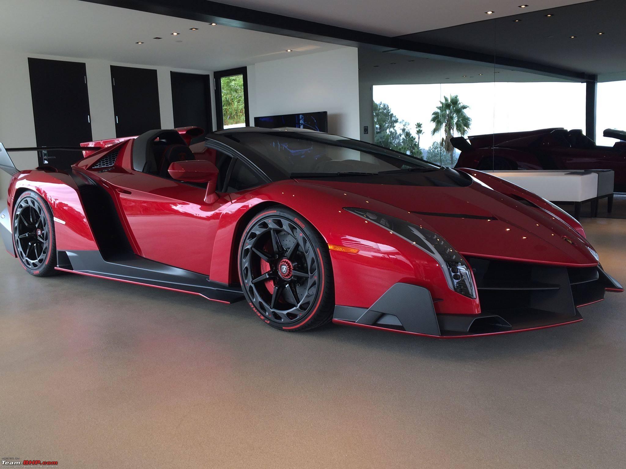 Lamborghini Veneno Wallpapers (64+ images)