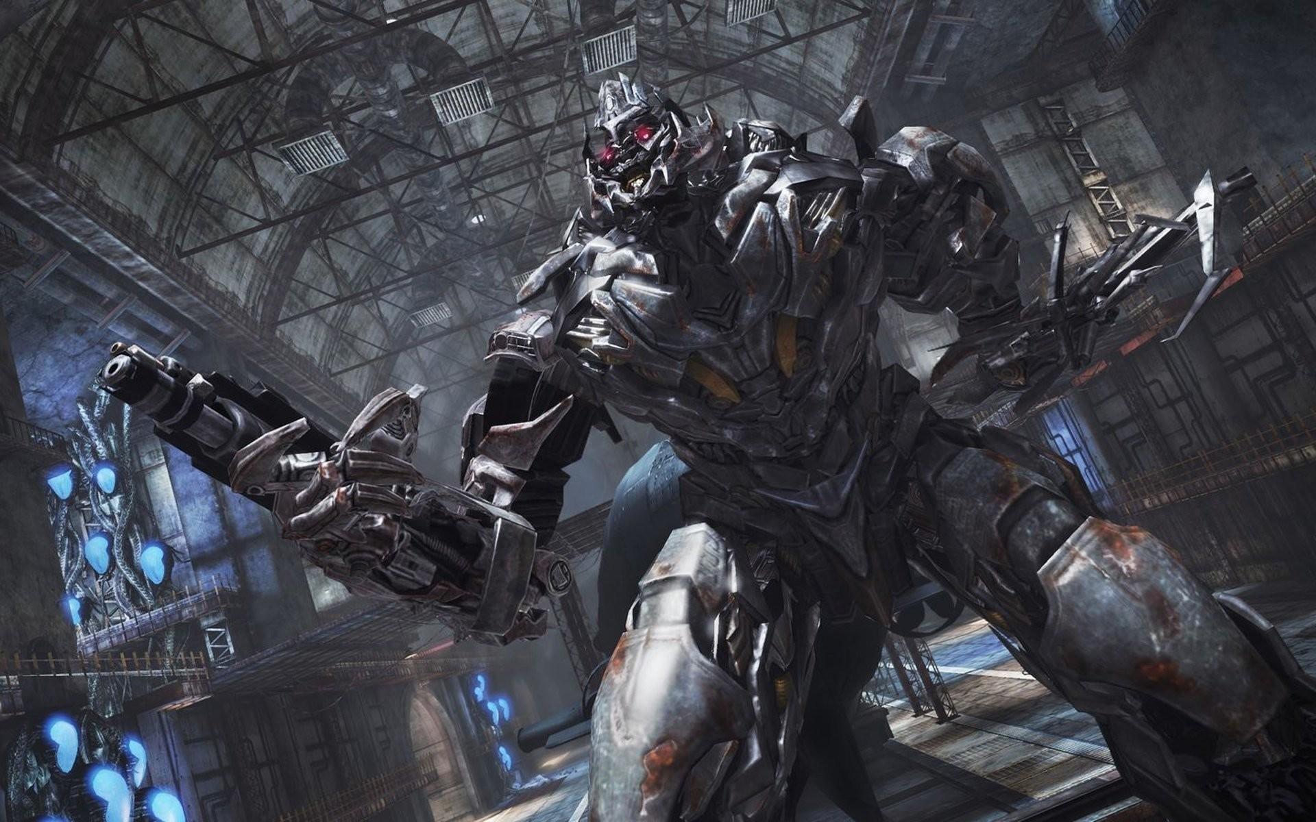 Transformers prime megatron wallpaper