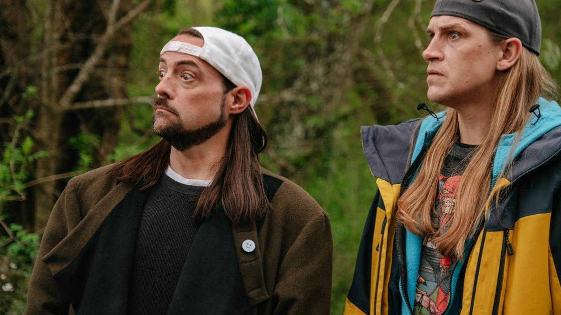 1920x1080 Kevin Smith Shares a First Look Photo From JAY AND SILENT BOB REBOOT —  GeekTyrant