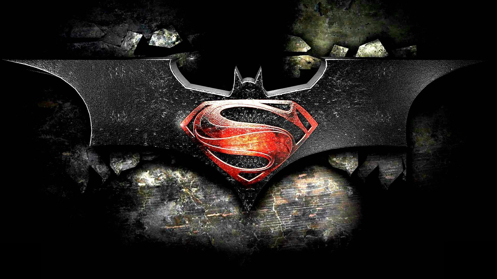 1920x1200 Batman Vs Superman 2016 Logo Wallpaper HD1