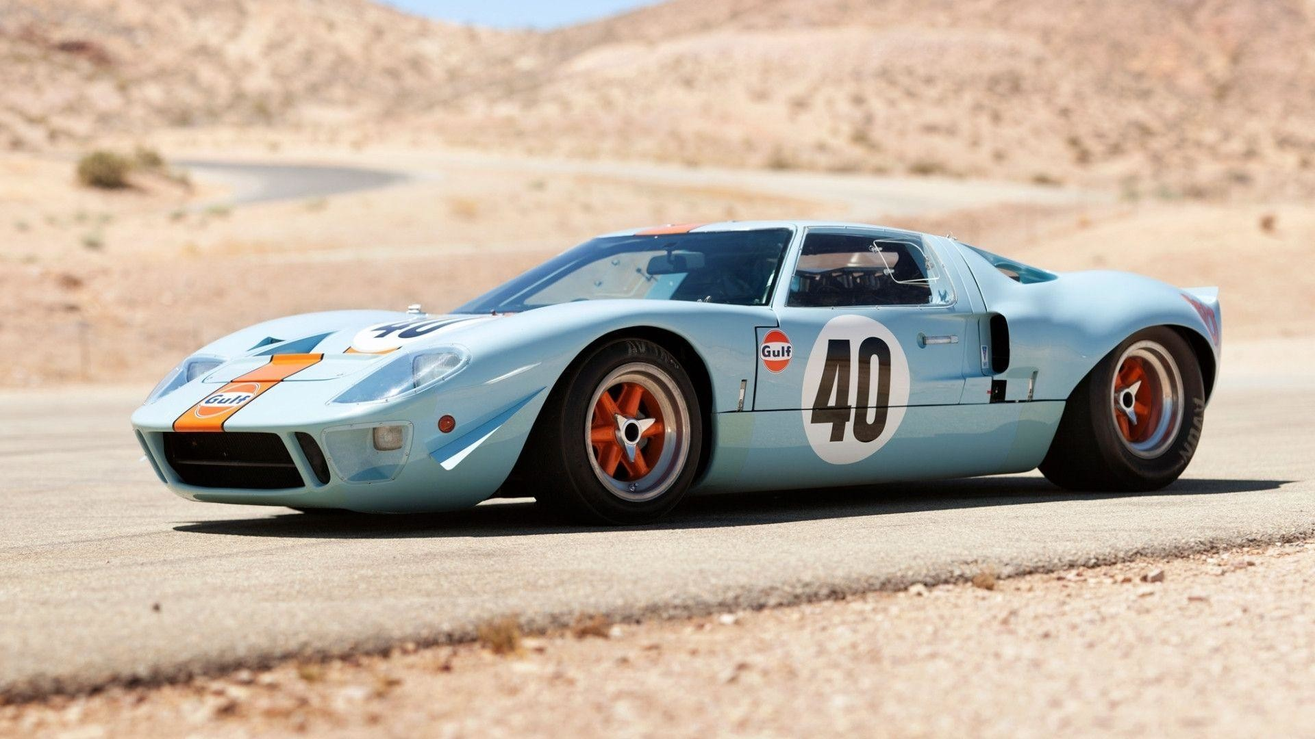 Ford Gt40 Wallpaper 75 Images