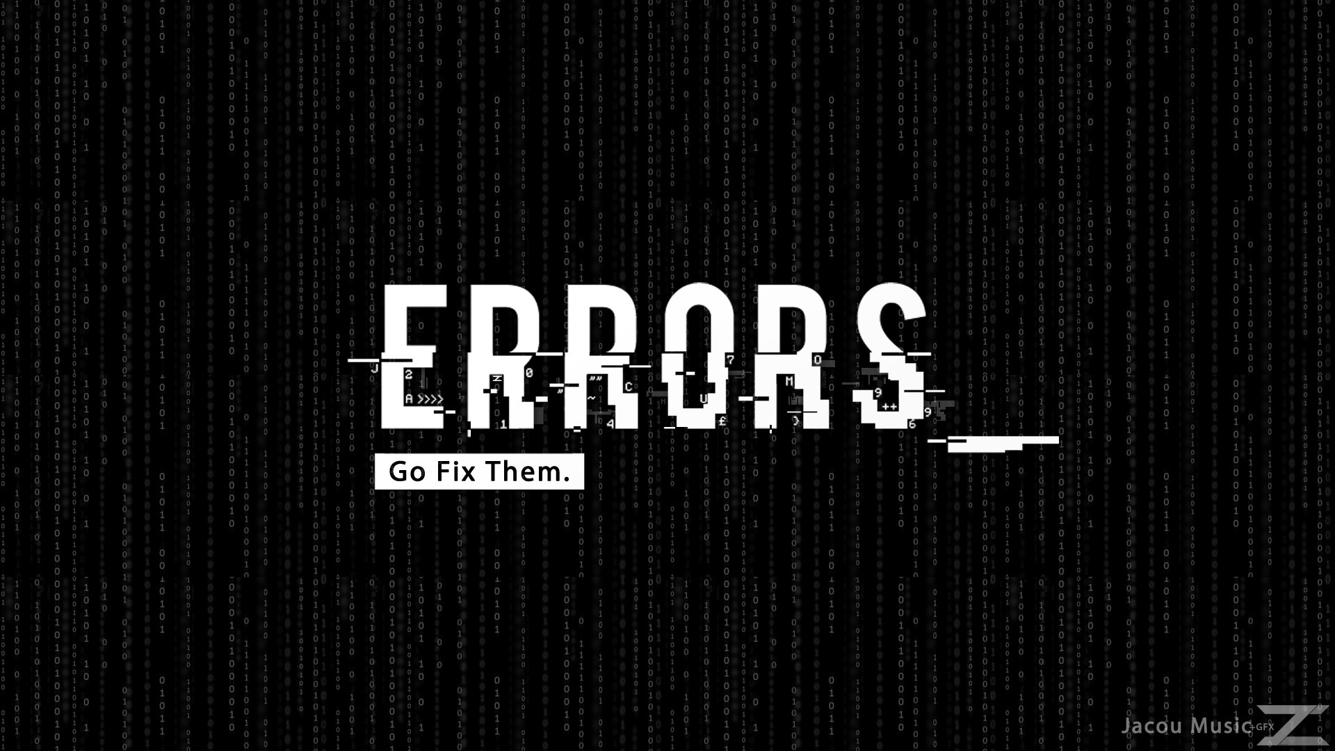 1920x1080 ... Errors wallpaper | Inspired By Watchdogs :) by JacouDesgins