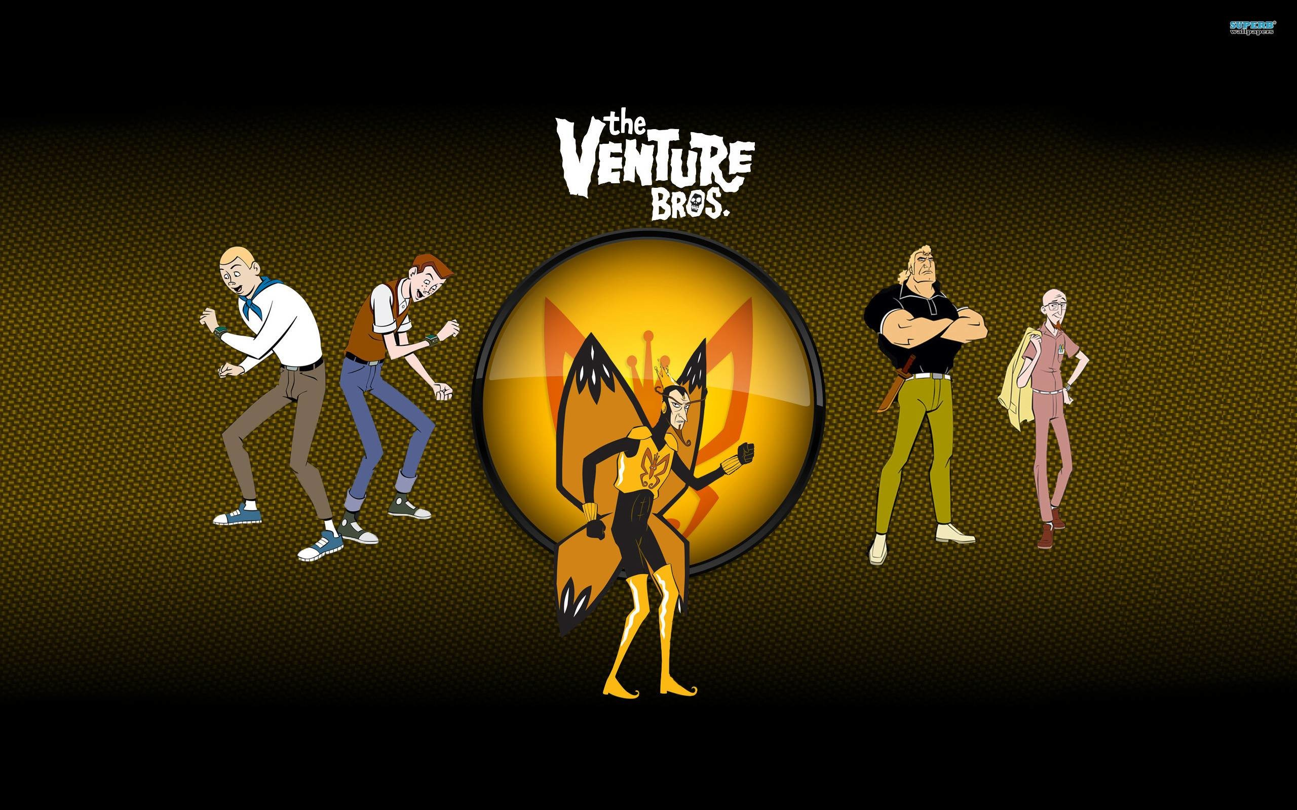 2560x1600 The Venture Bros. wallpaper - Cartoon wallpapers - #11515