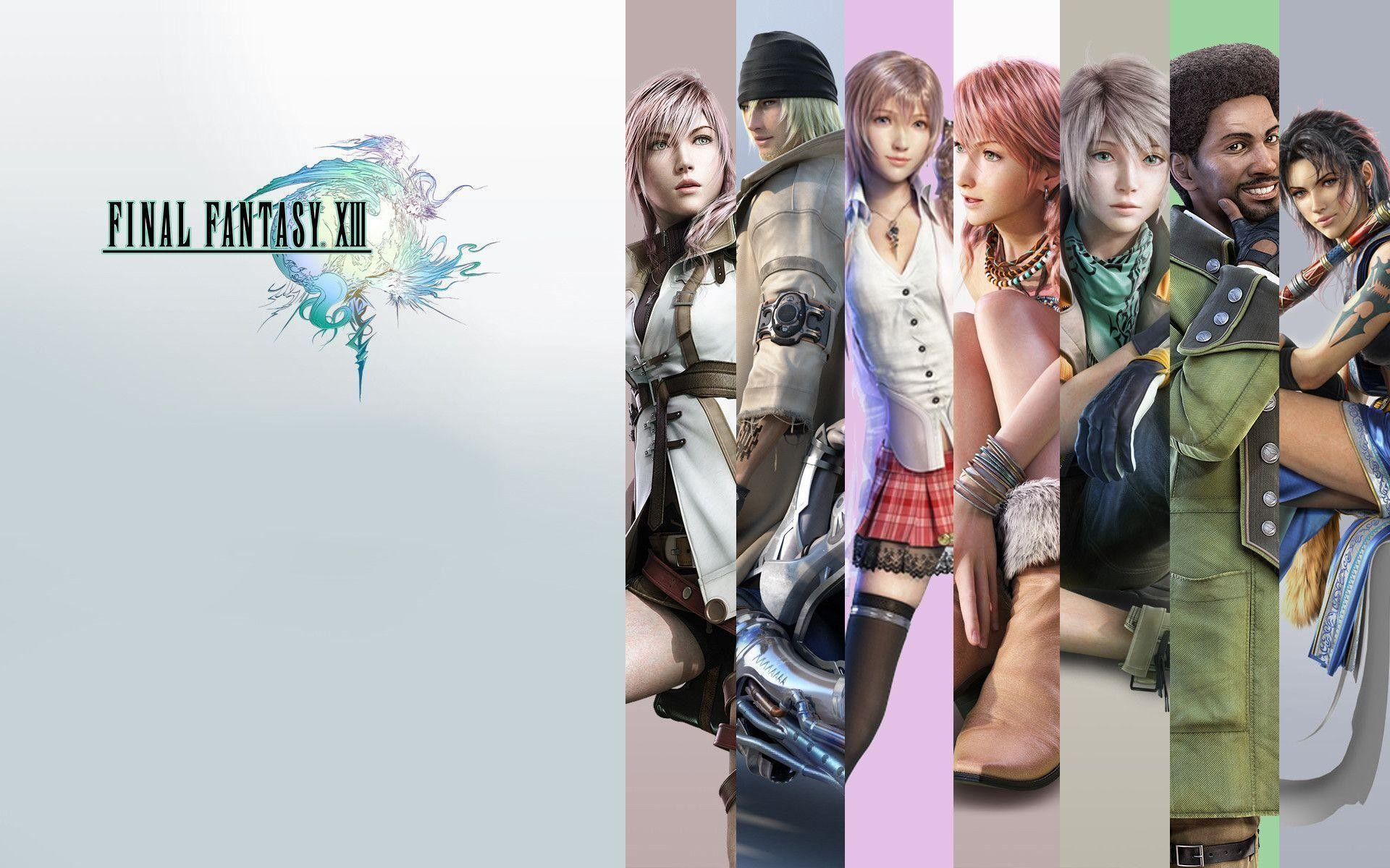 1920x1200 Wallpapers For > Final Fantasy 13 Wallpaper Vanille