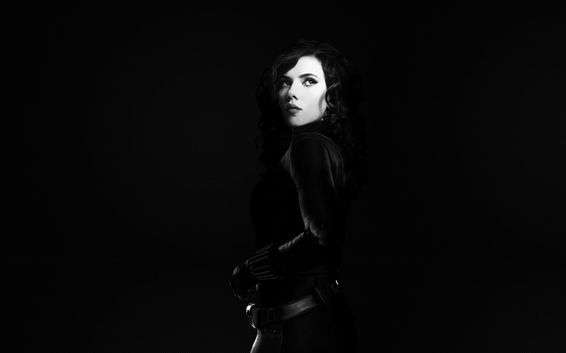 Scarlett Johansson Black Widow Wallpaper (76+ Images
