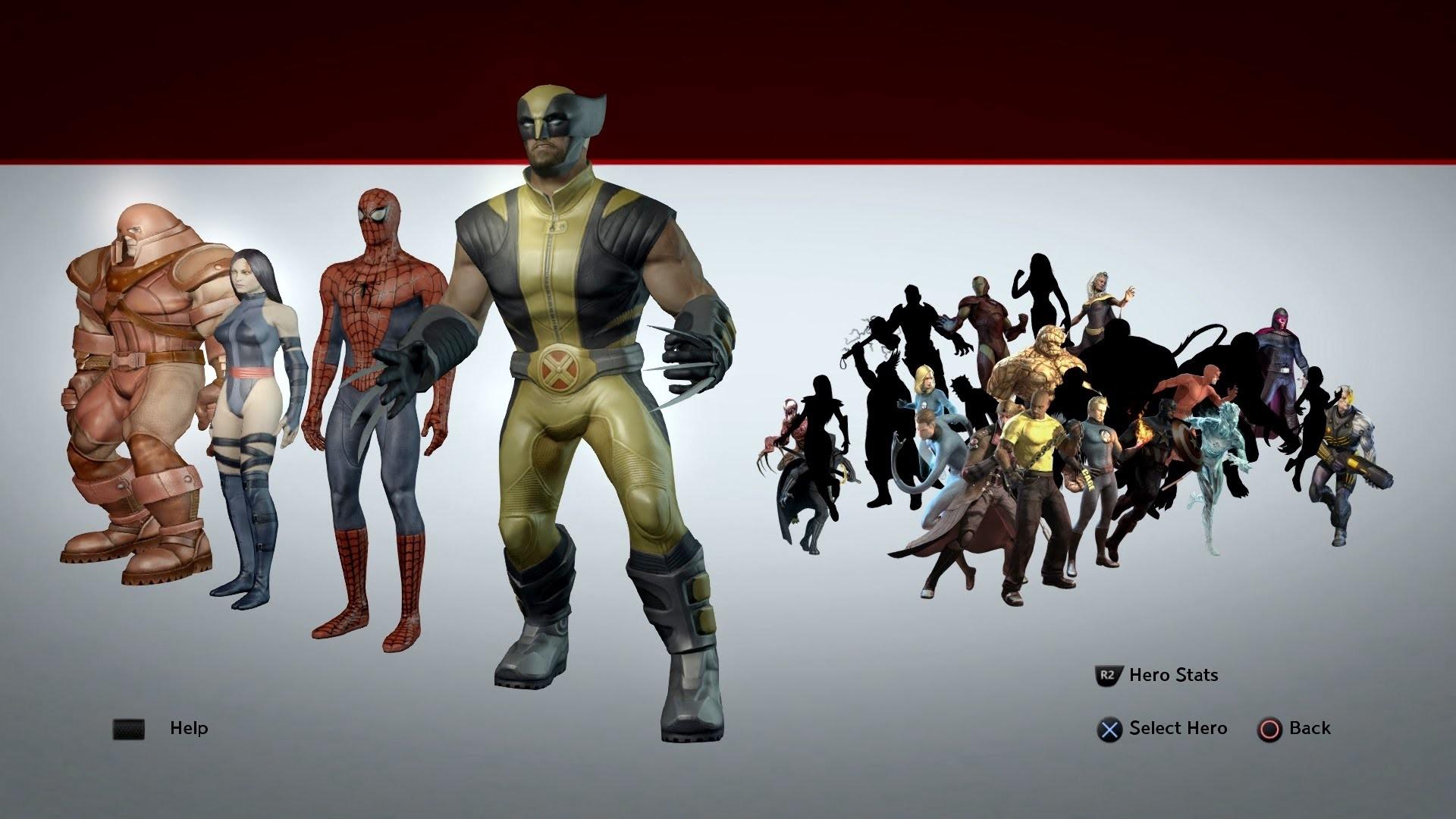 Marvel Ultimate Alliance 2 Wallpaper (73+ images)