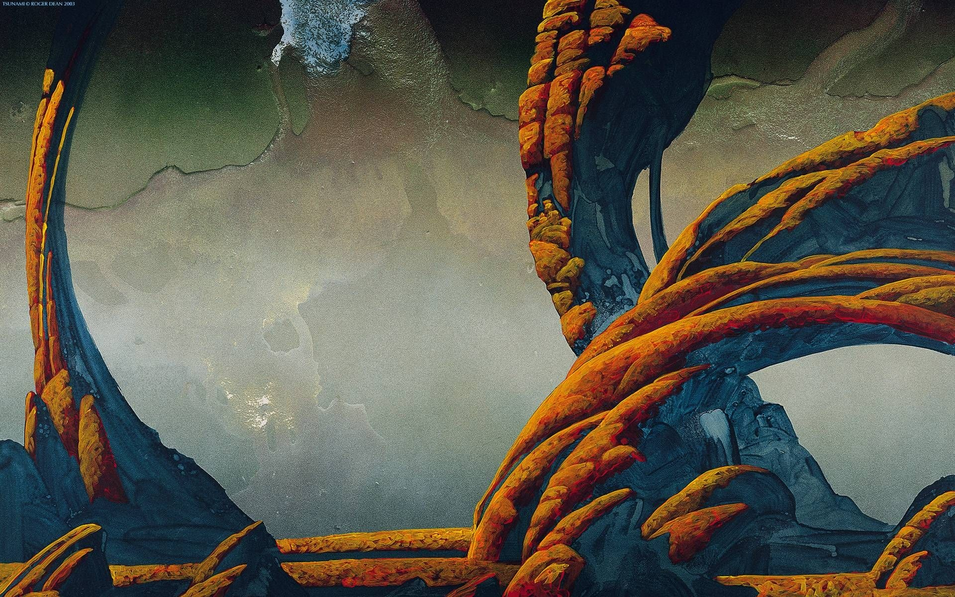 1920x1200 Download Roger Dean Wallpaper  | Wallpoper #374106