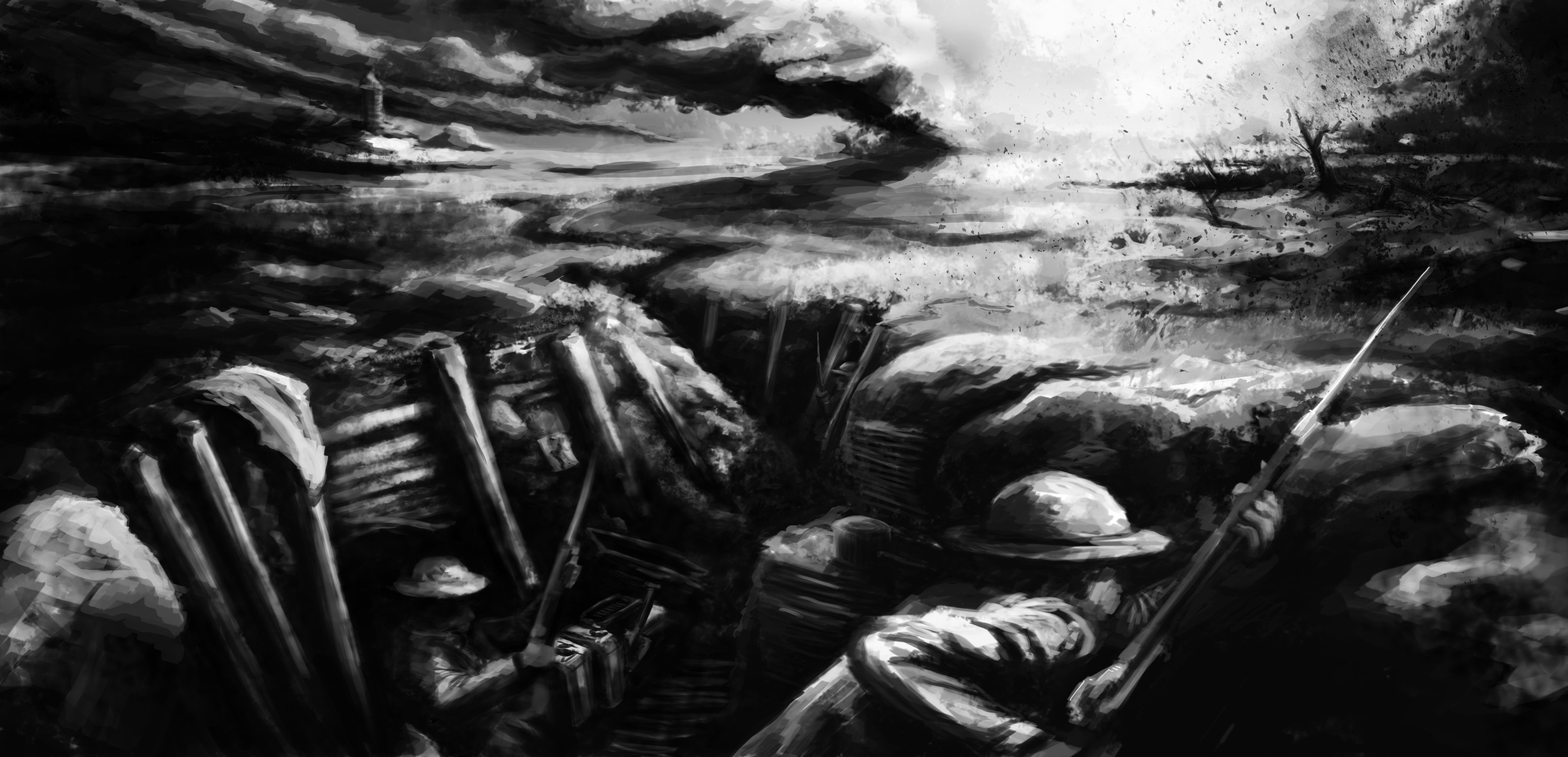3840x2160 Battlefield 1 4K Wallpaper