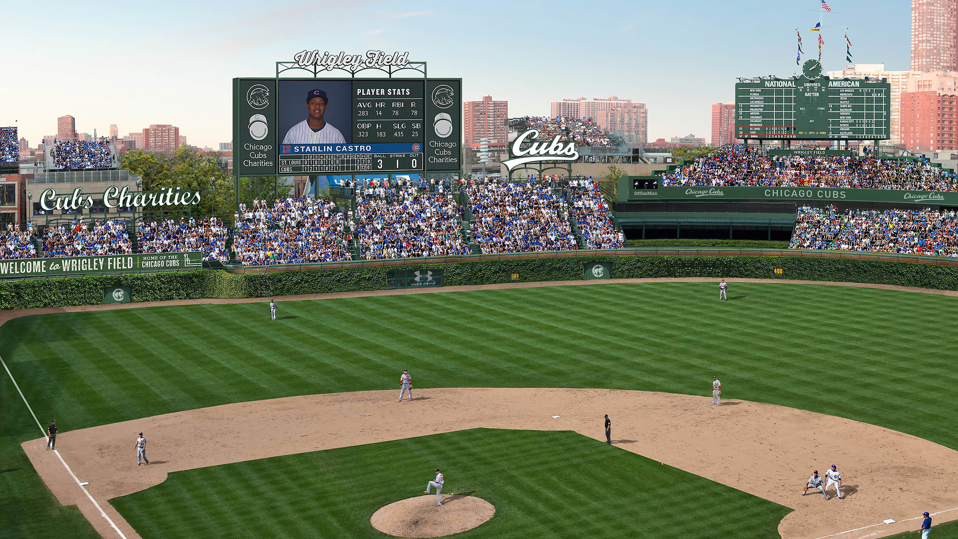 1920x1080 Landmark commission to vote on proposed Wrigley Field changes