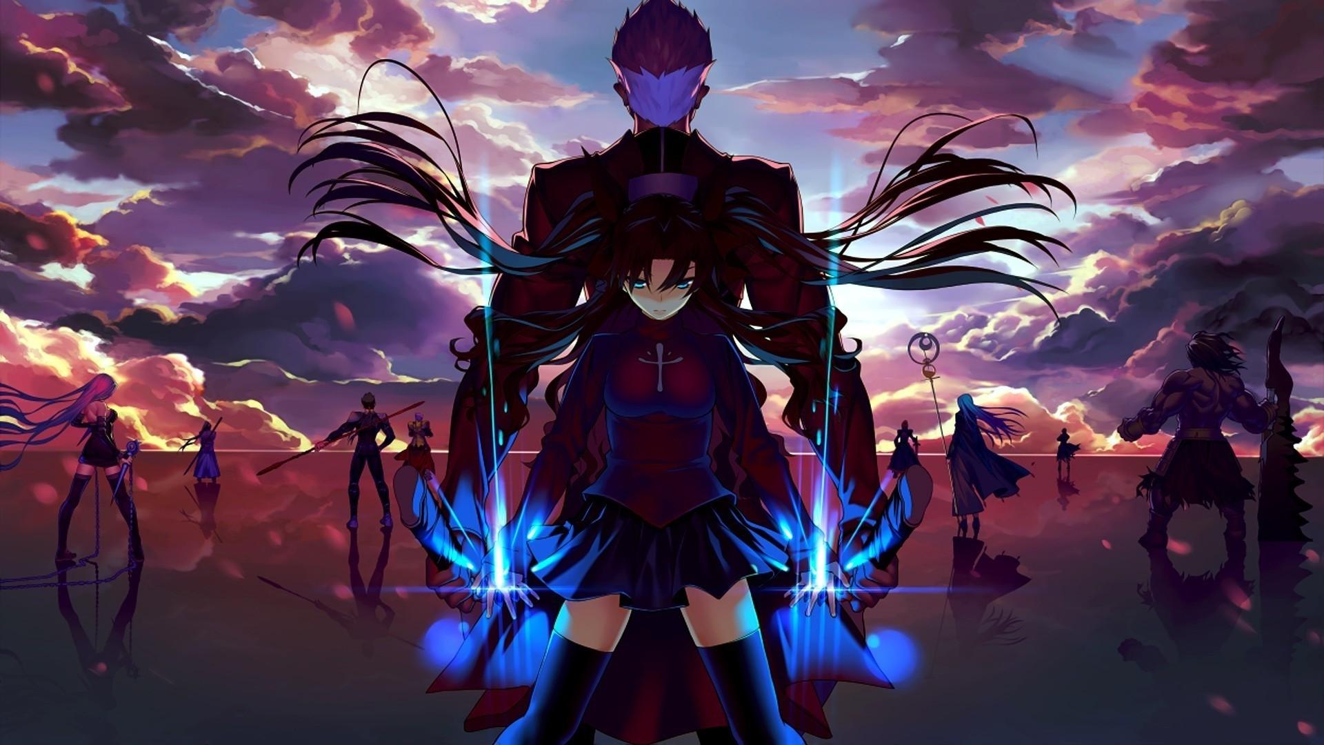 Cool Anime Desktop Wallpaper 4k