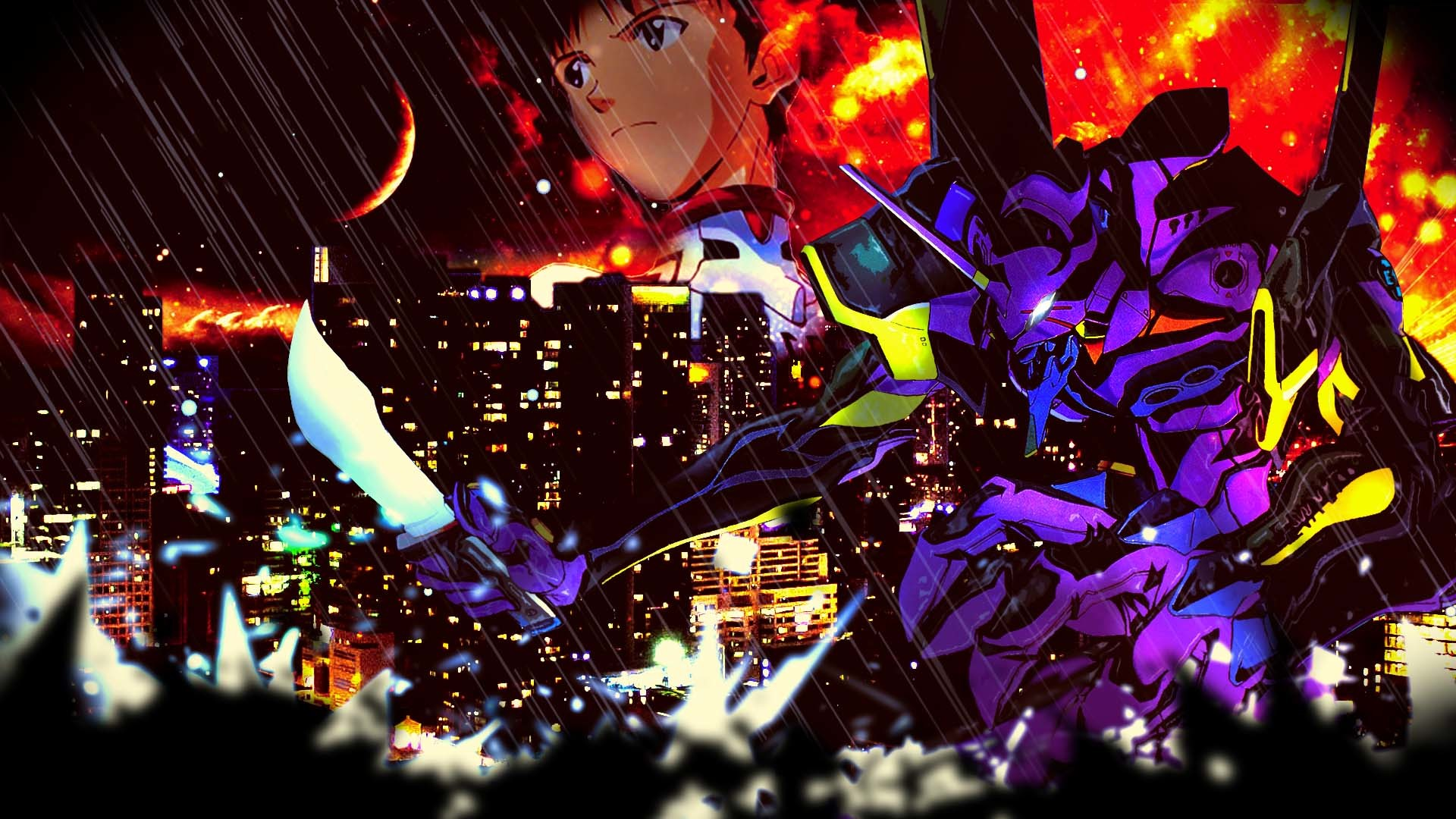 Evangelion Wallpapers (79+ images)