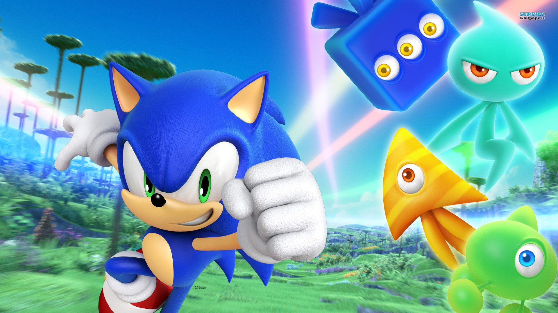 1920x1080 Super Sonic A Download Image