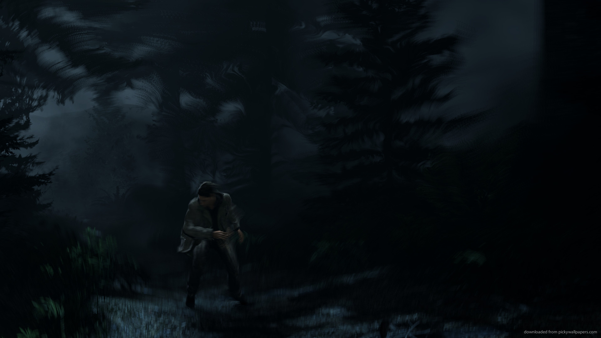 1920x1080 Alan Wake Writers Block for