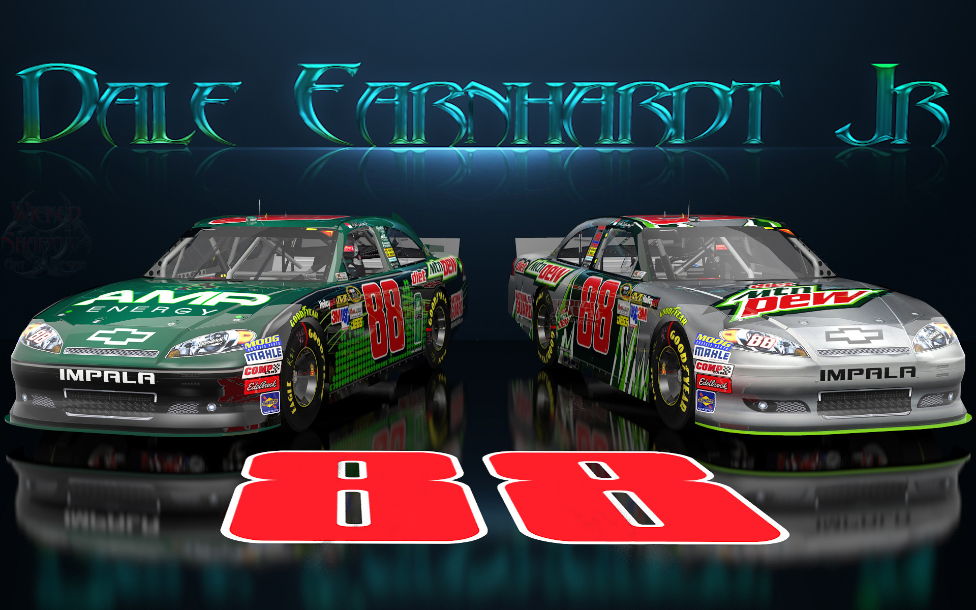 1920x1200 /dale-earnhardt-jr-wicked-text-amp-