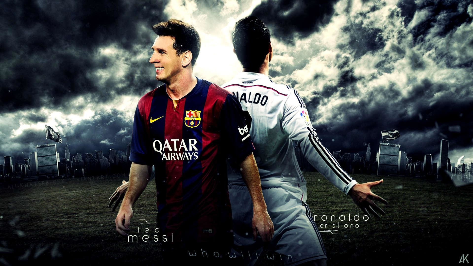 1920x1080 Messi Vs Ronaldo Wallpapers 2016 | amxxcs.ru