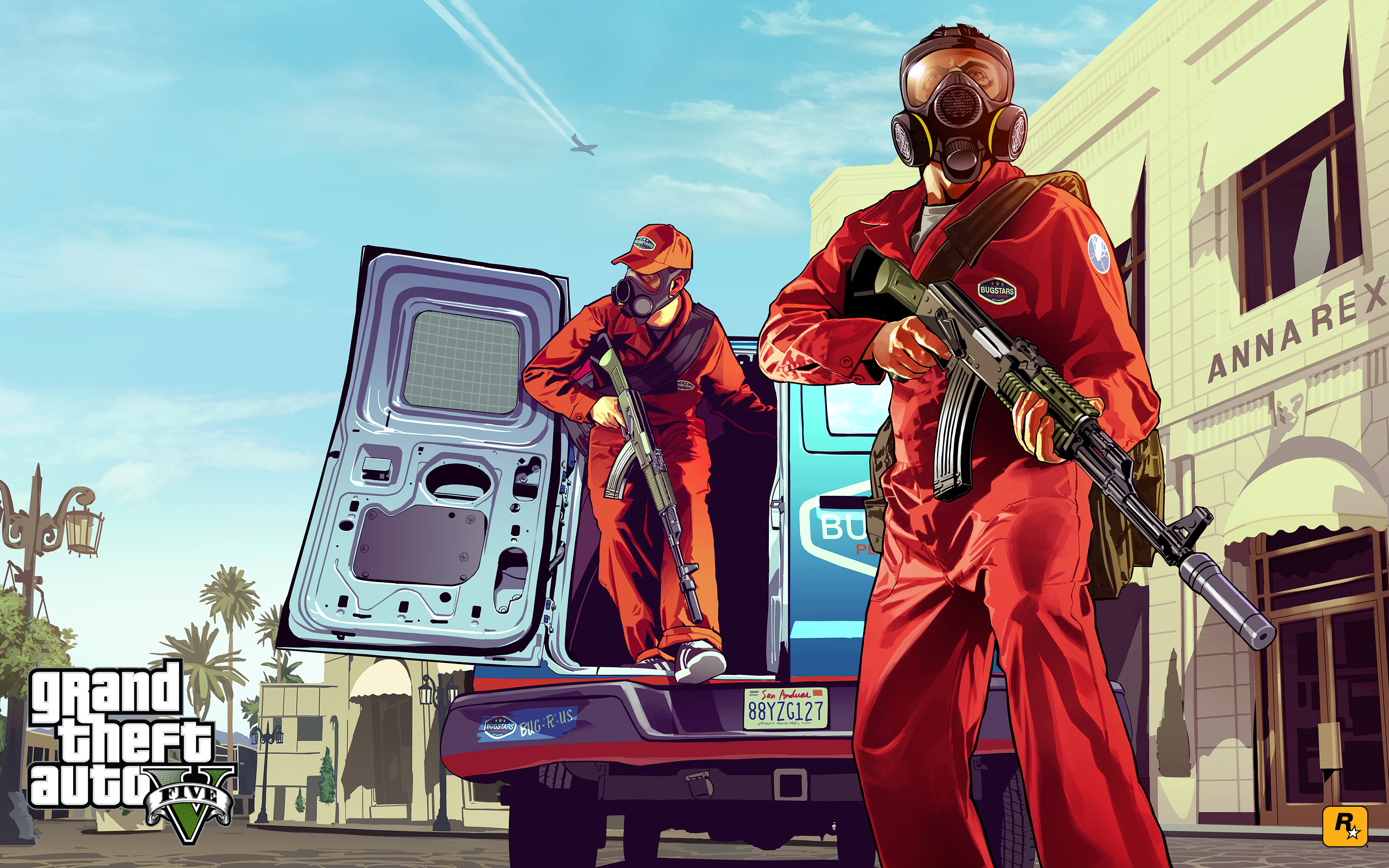 GTA V Wallpaper 1080p HD (79+ Images