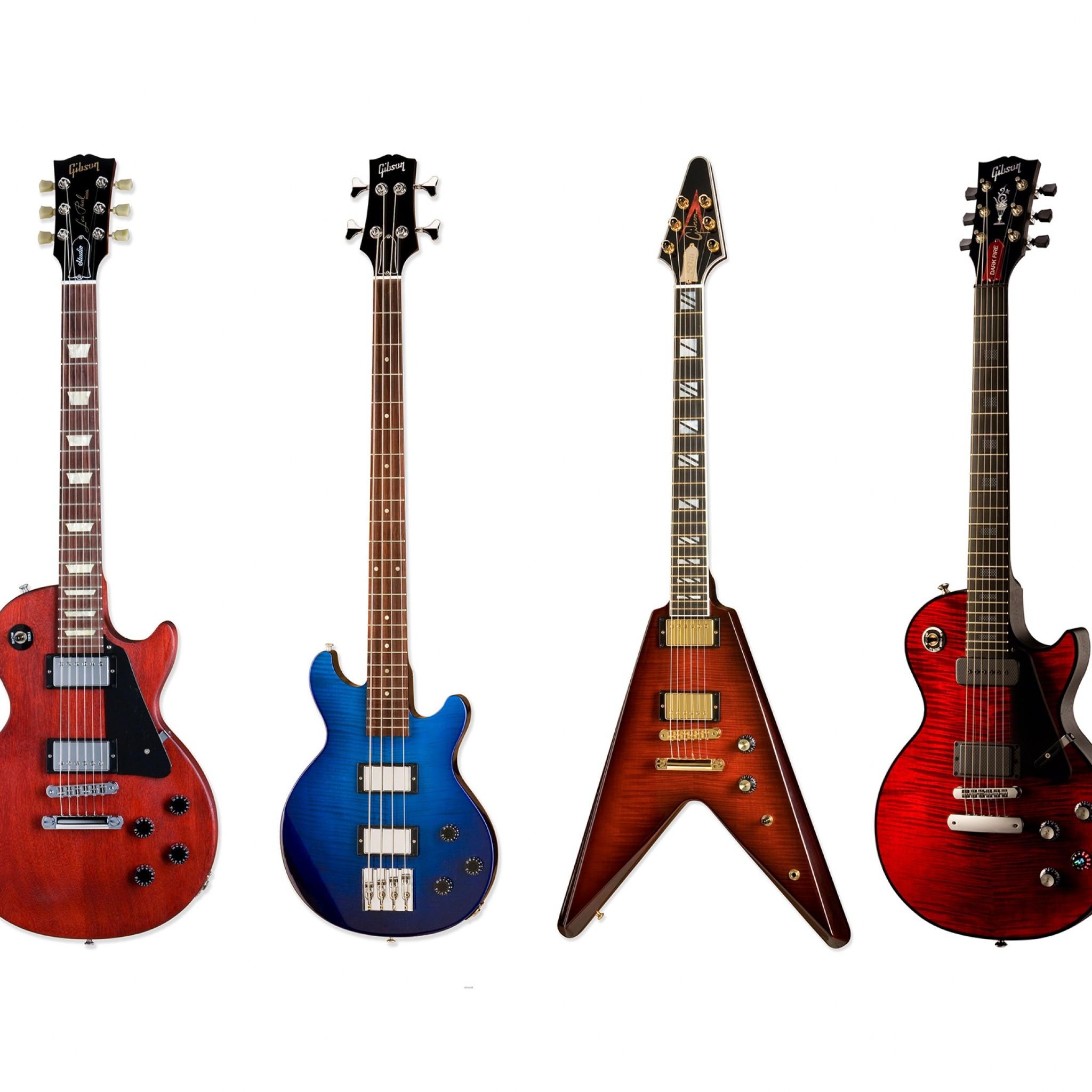 Wallpaper Hd Nature Guitar: Gibson Guitar Wallpaper HD (54+ Images