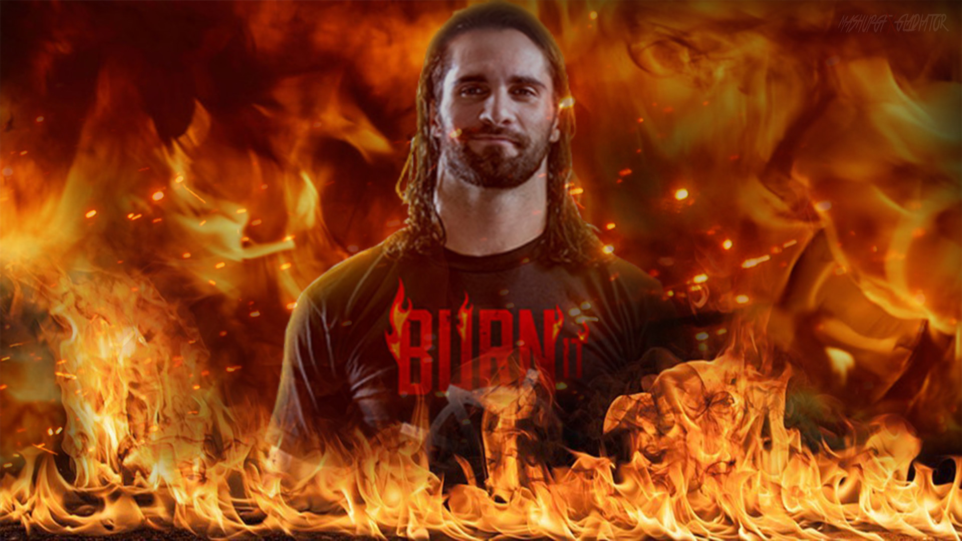 seth rollins wallpapers 84 images