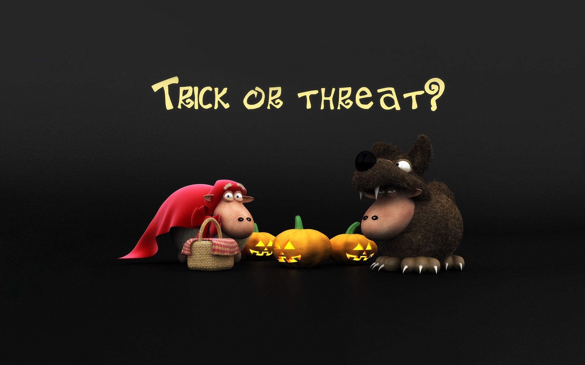 1920x1200 halloween wallpapers funny 3d