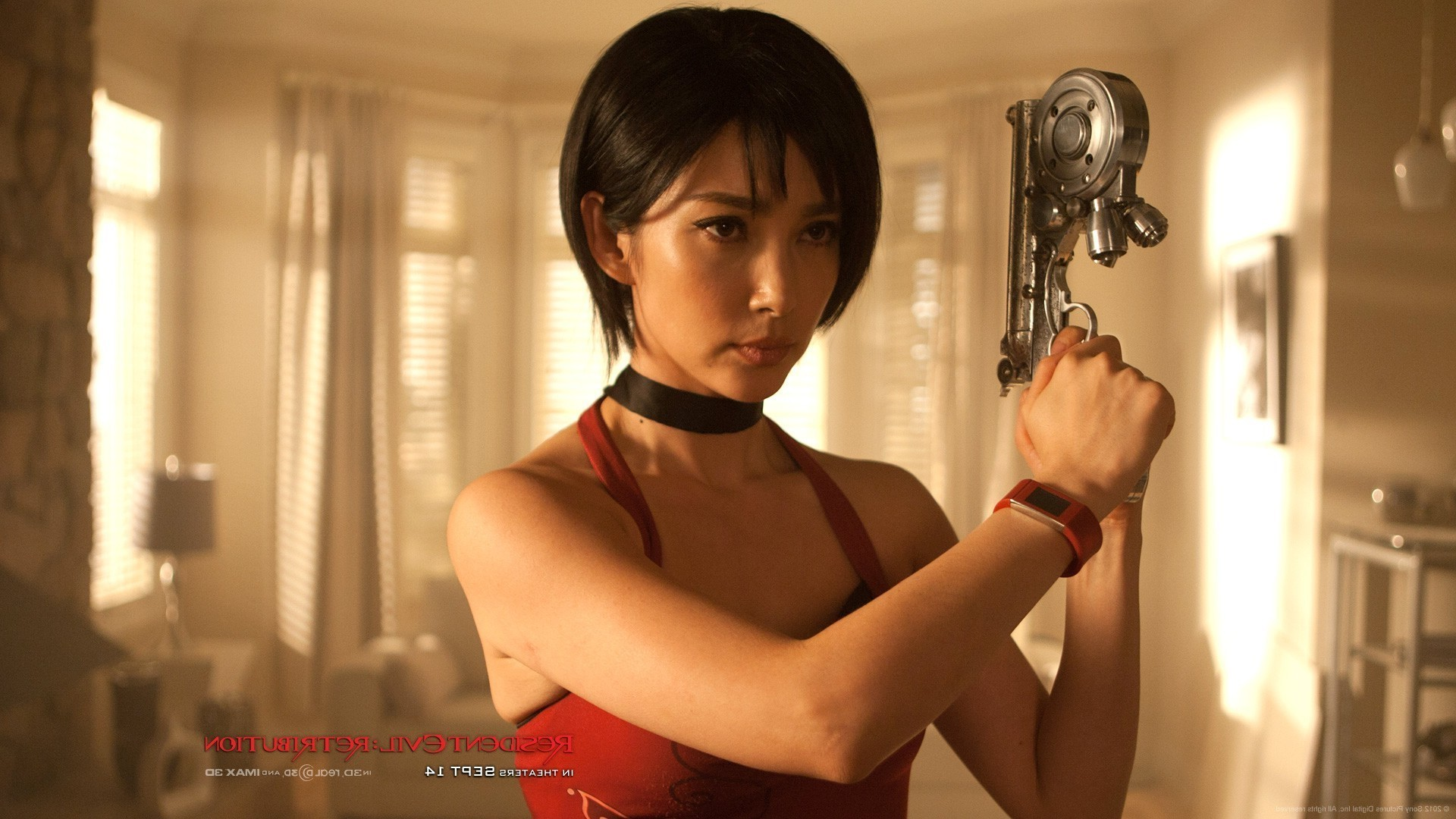 1920x1080 movies, Resident Evil: Retribution, Ada Wong, Li Bingbing Wallpapers HD /  Desktop and Mobile Backgrounds