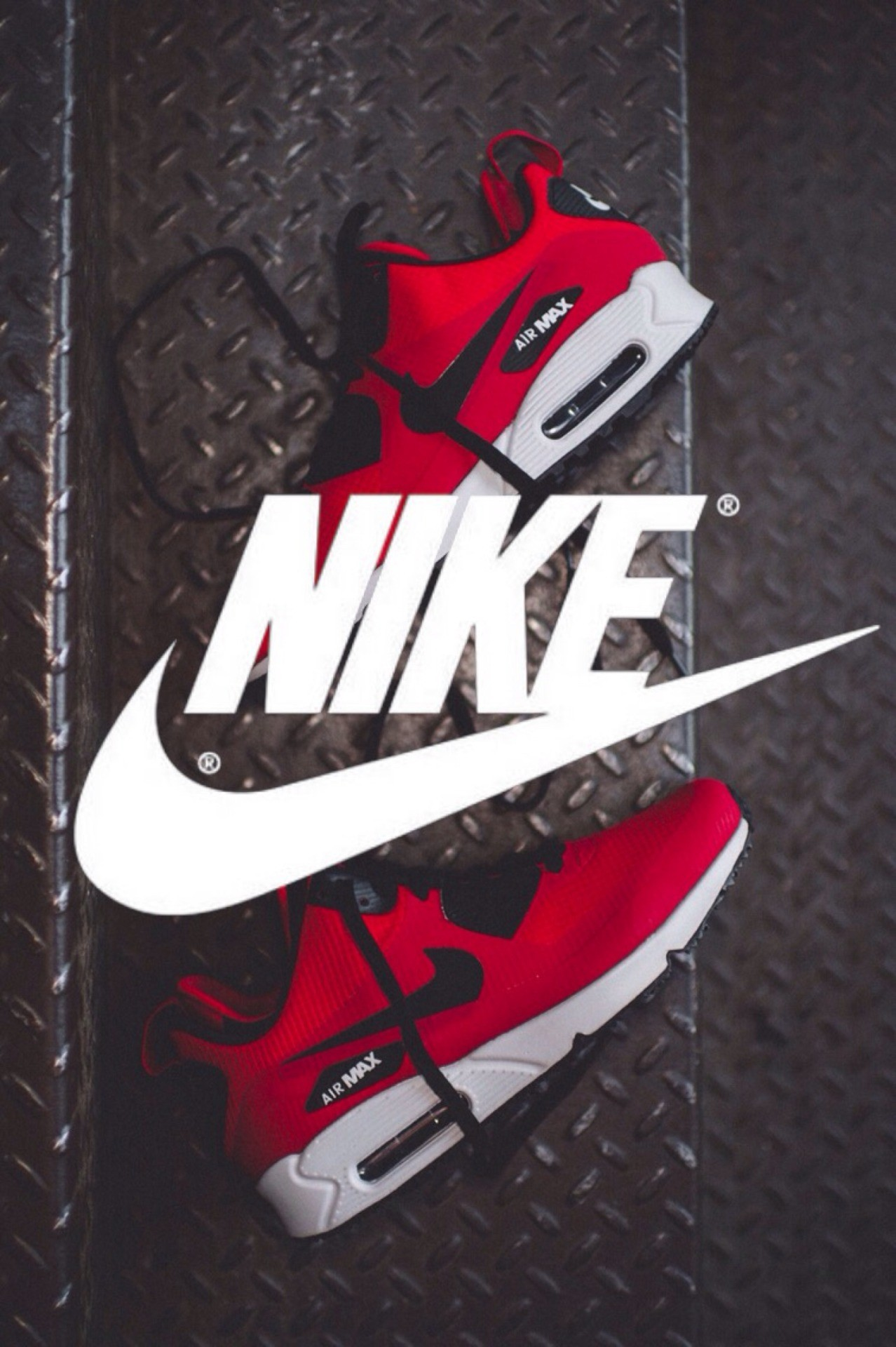 Red Nike Wallpaper 58 Images