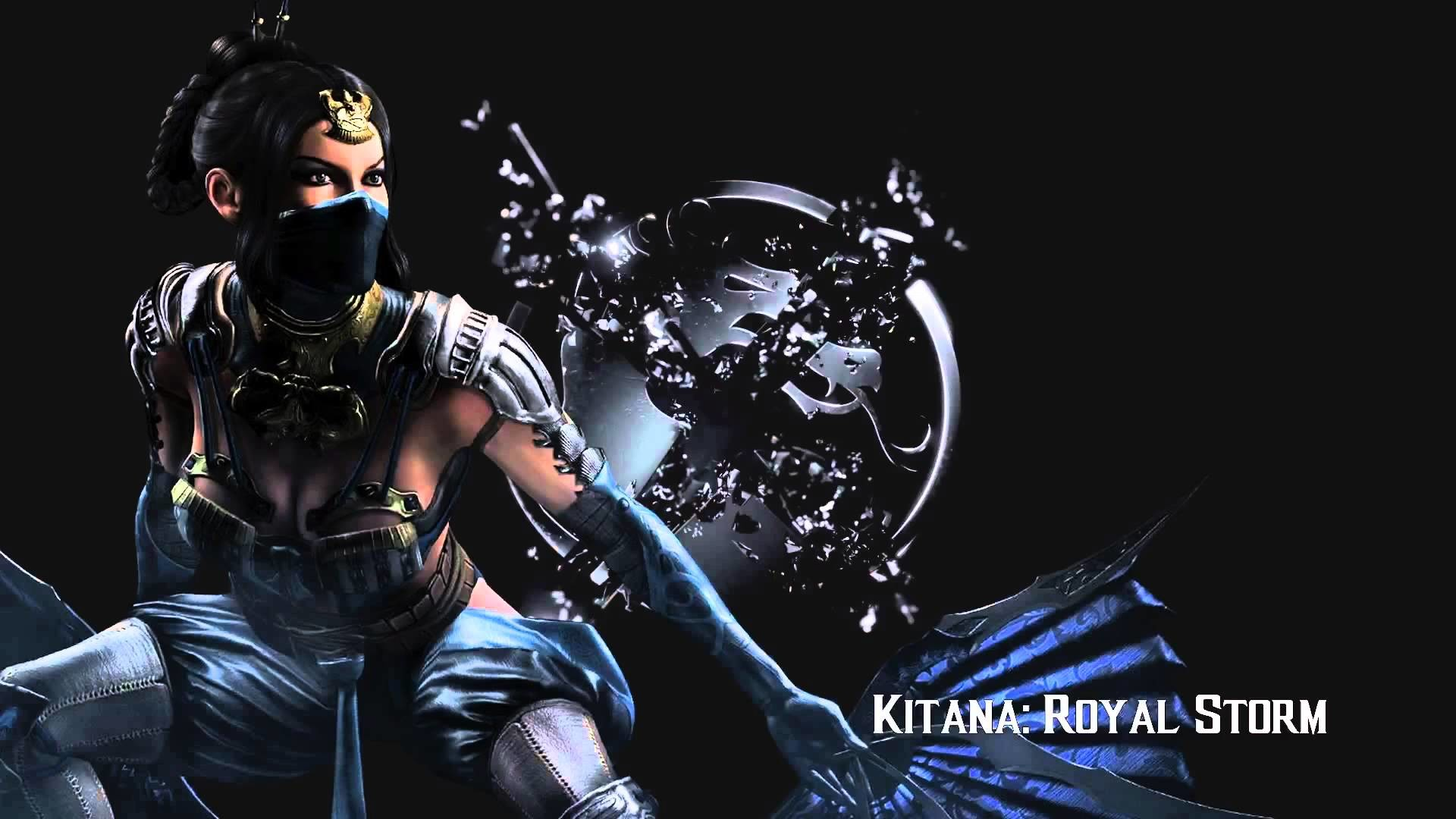 Mortal Kombat X Background: Mortal Kombat X Kitana Wallpaper (77+ Images