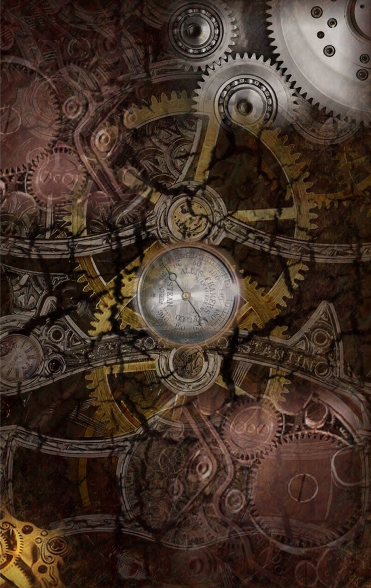 Steampunk Phone Wallpaper (63+ Images