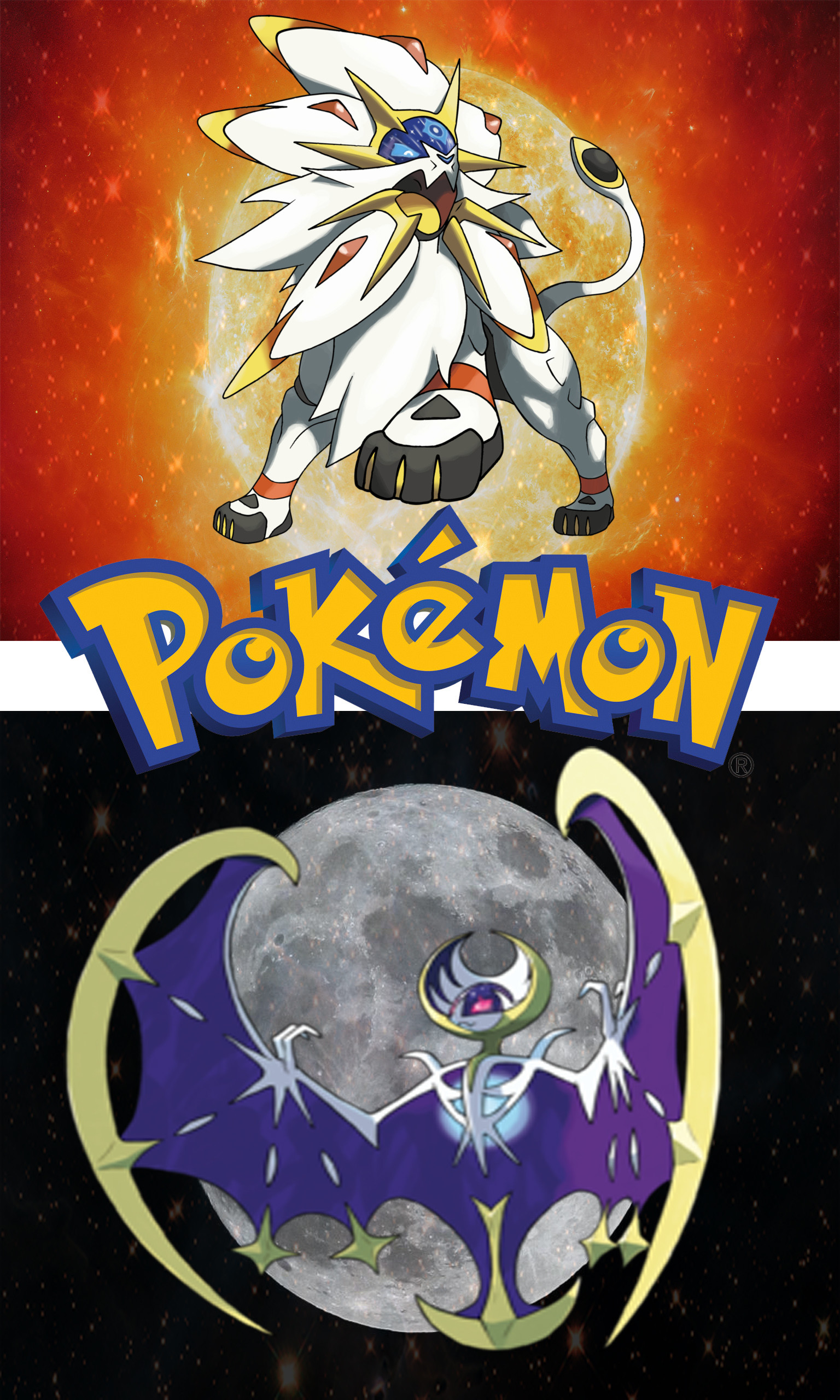 1536x2560 ... Pokemon Sun and Moon wallpaper by zapdosongo