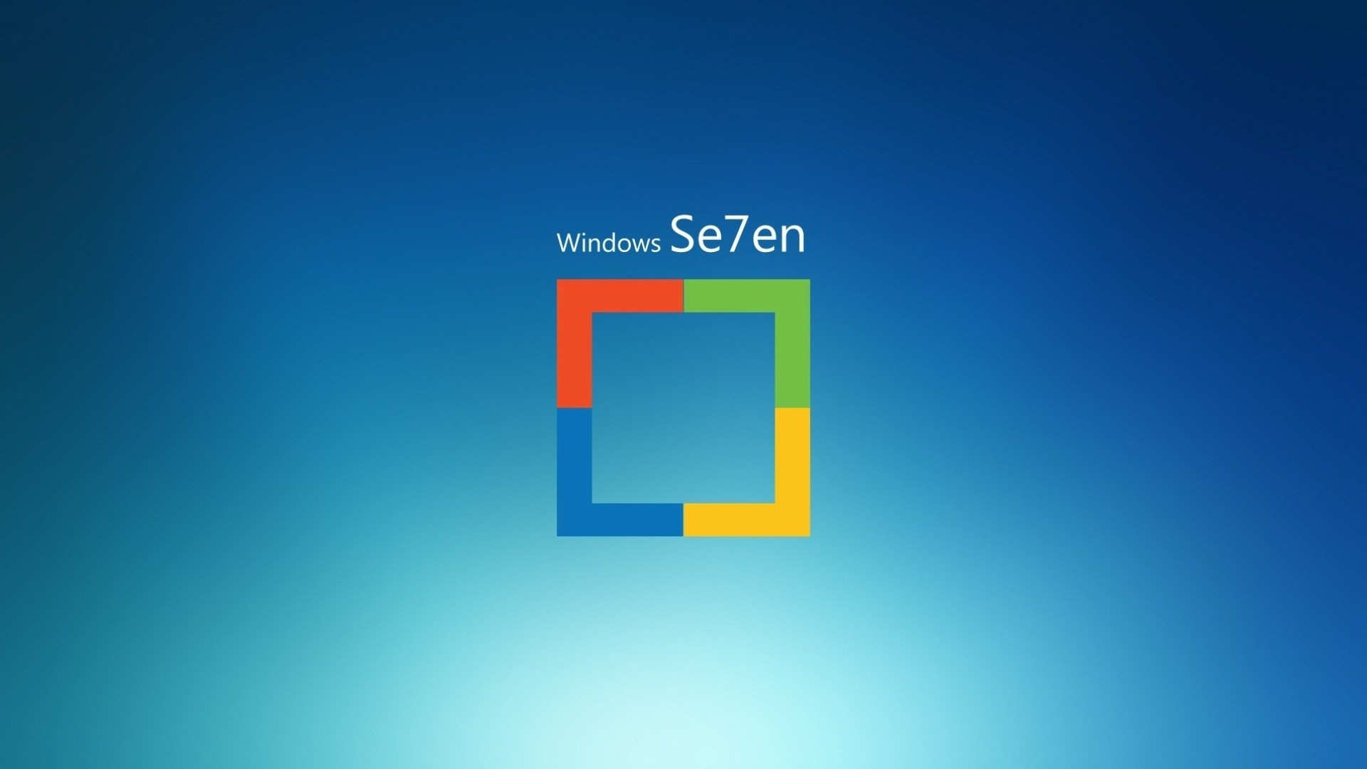 1920x1080 Preview wallpaper windows 7, logo, square, operating system