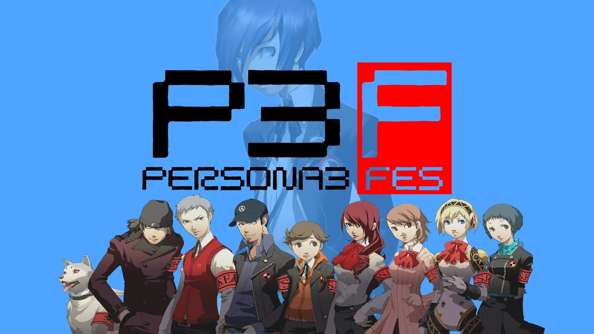 1920x1080 Persona 3 Fes Wallpapers.