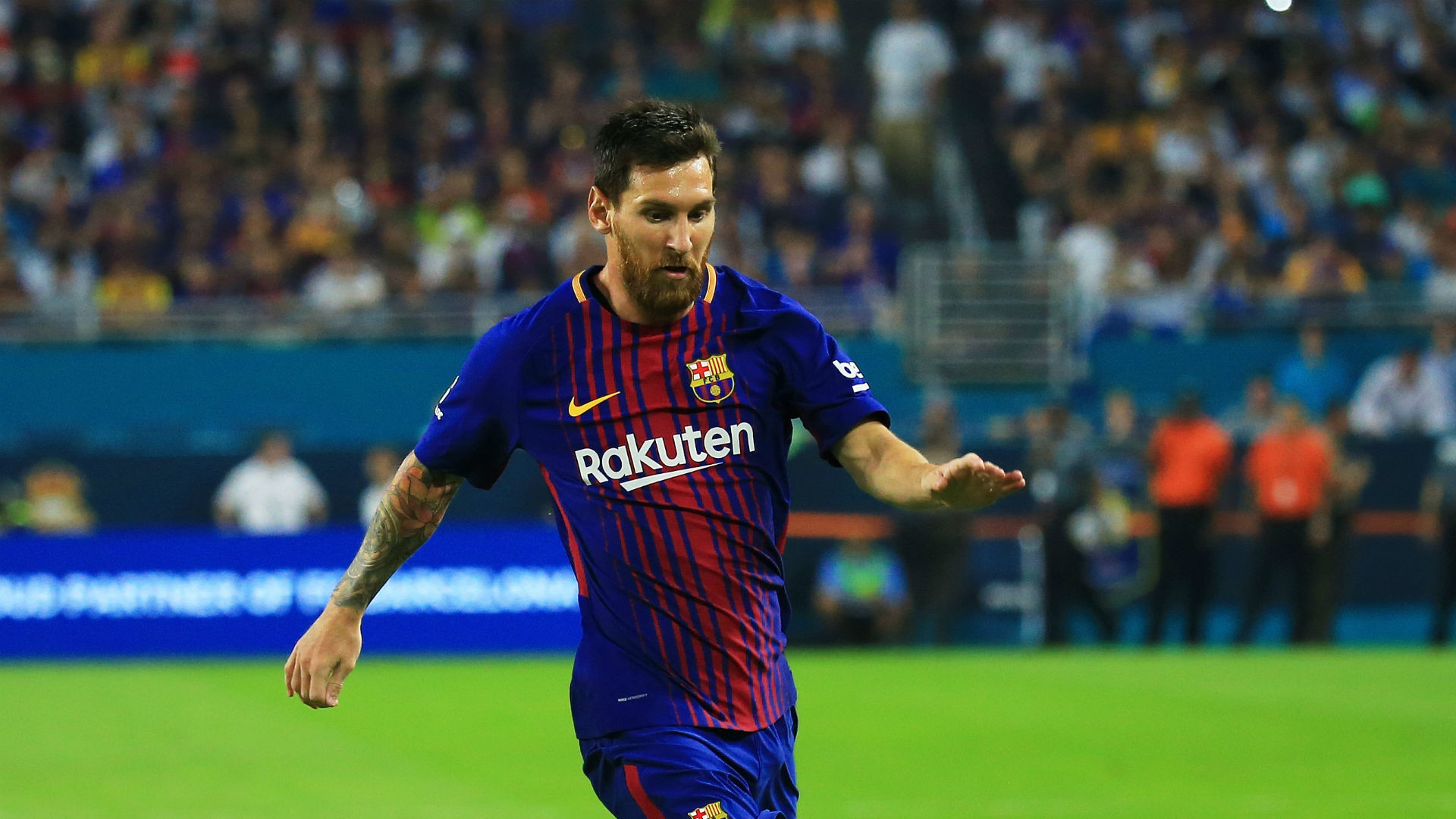Lionel Messi 2018 Wallpapers (80+ Images