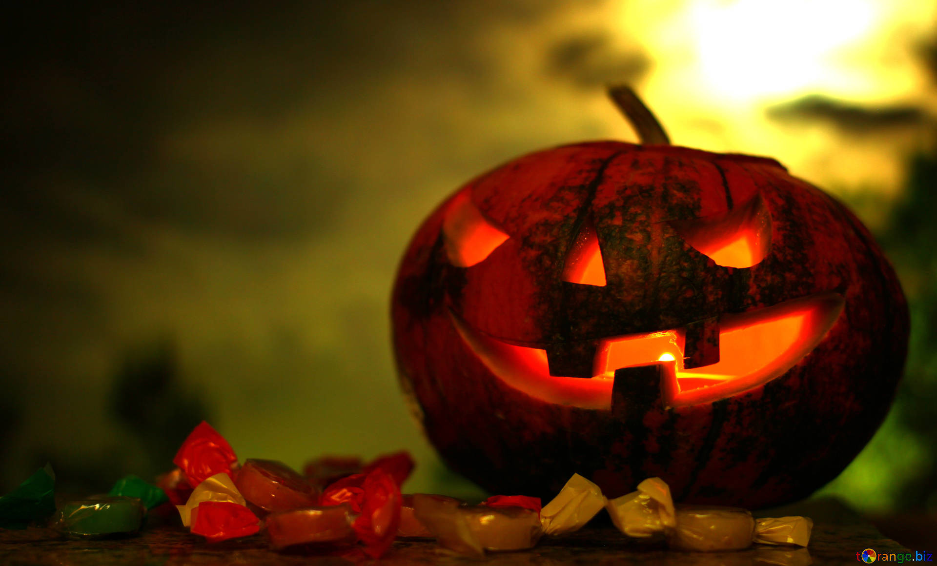 Halloween Pumpkin Wallpaper Hd.Halloween Pumpkins Desktop Wallpaper 67 Images