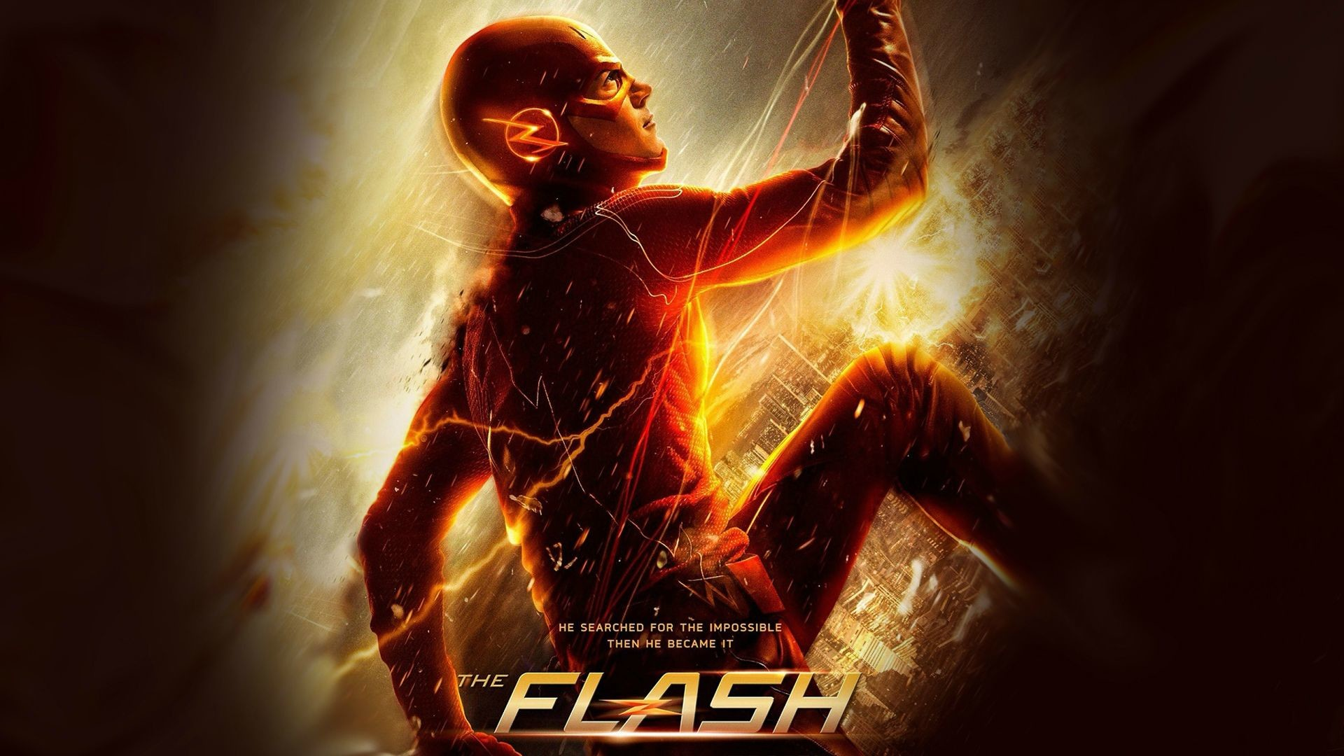 The Flash CW Wallpaper HD (79+ images) The Flash Wallpaper