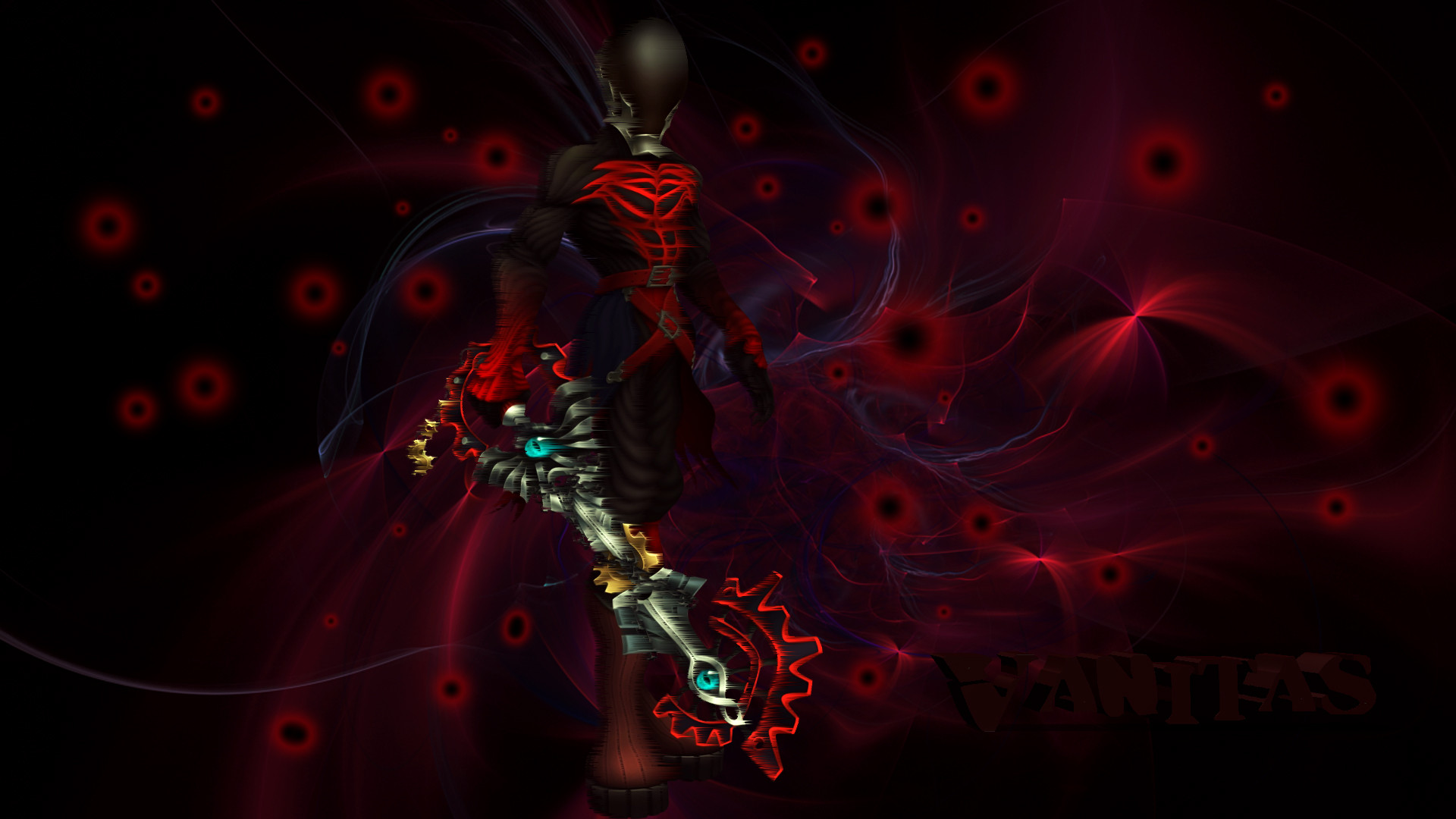1920x1080 Kingdom Hearts Vanitas Wallpaper by static989 Kingdom Hearts Vanitas  Wallpaper by static989