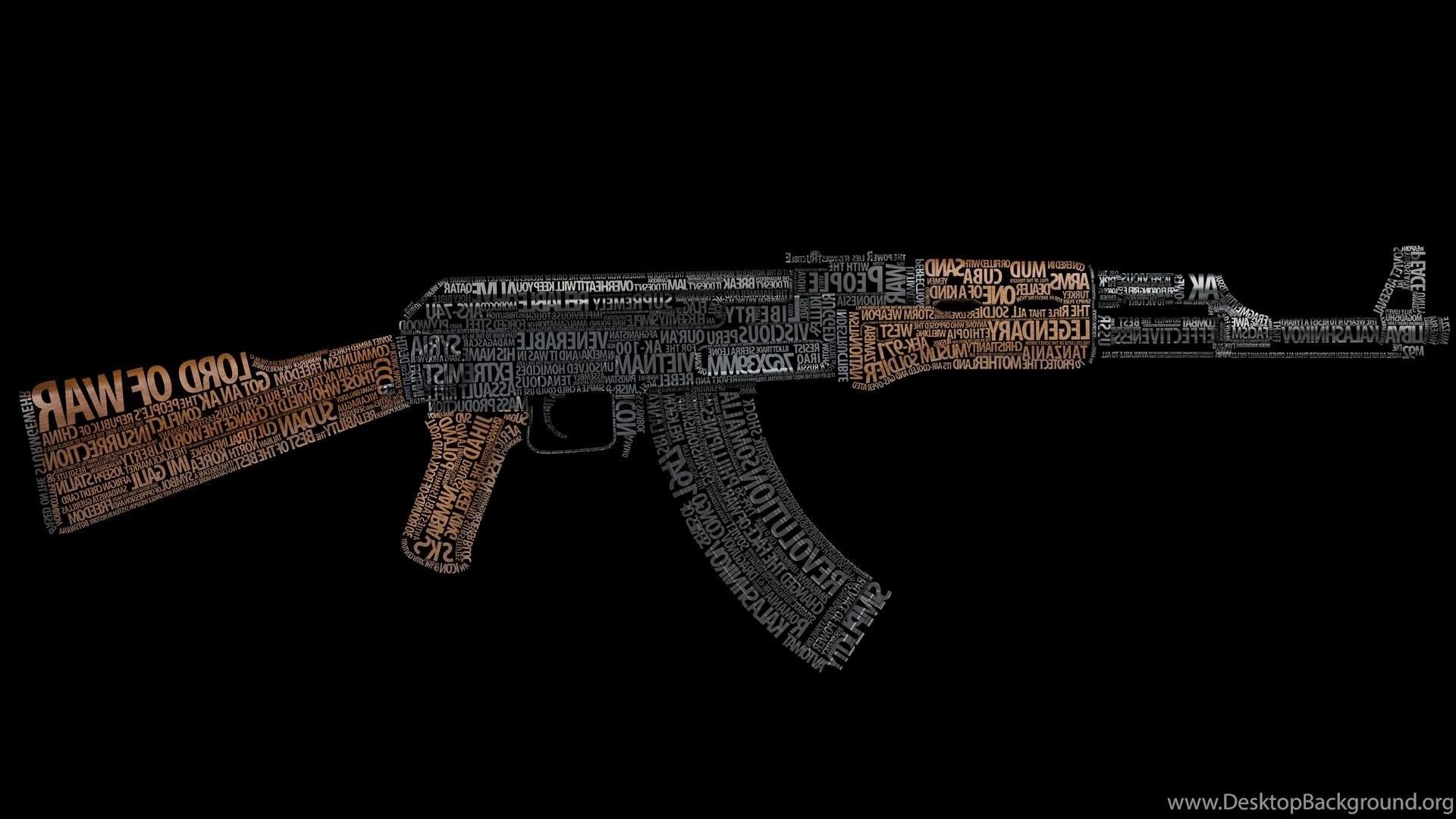 Gun Wallpaper 1920x1080
