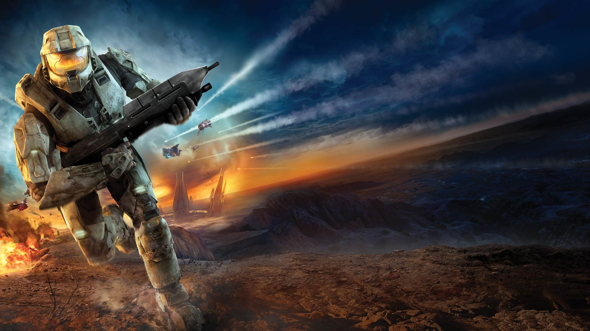 1920x1080 High Resolution Halo 3 Odst Wallpaper HD 12 Game Full Size ... | Download  Wallpaper | Pinterest | Wallpaper
