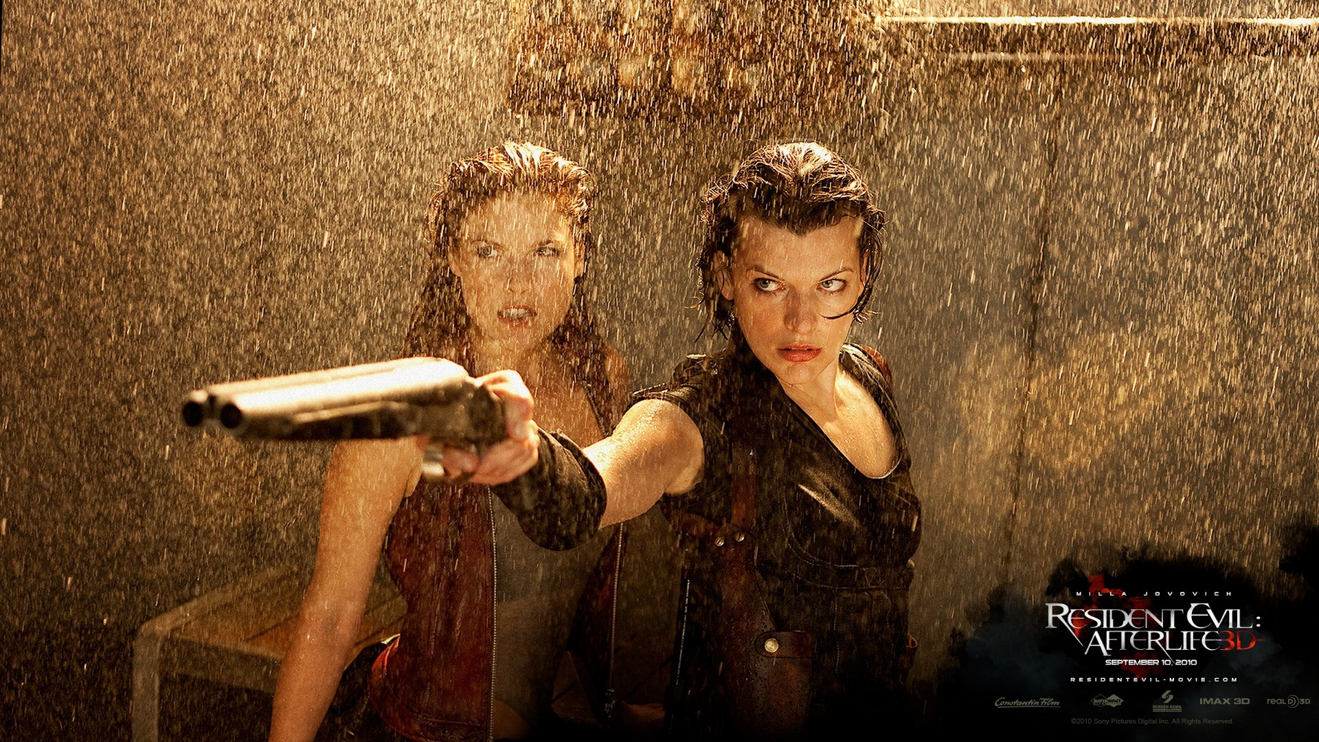 Resident Evil 4 Movie Wallpaper 63 Images