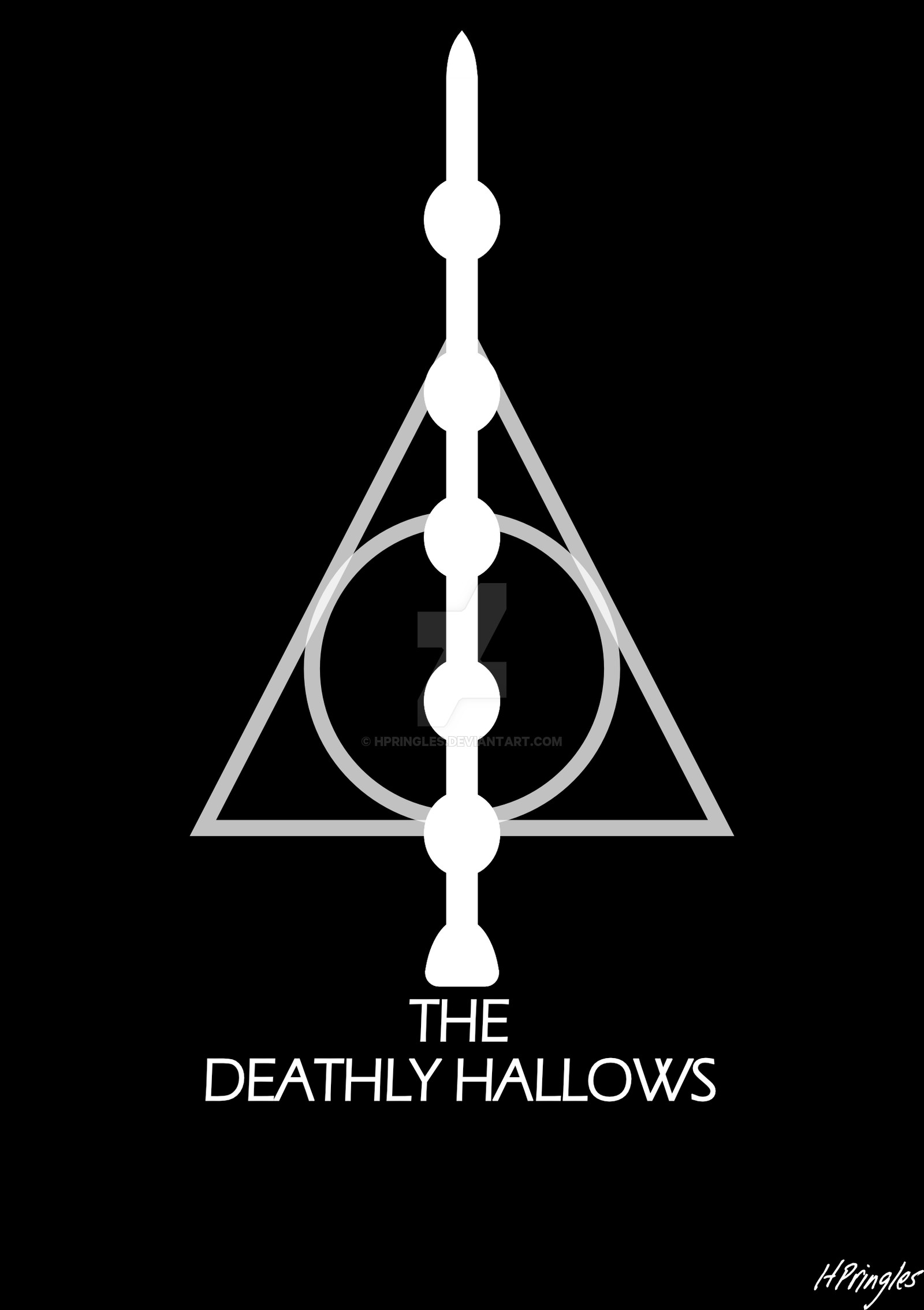 Deathly Hallows Symbol Wallpaper 56 Images
