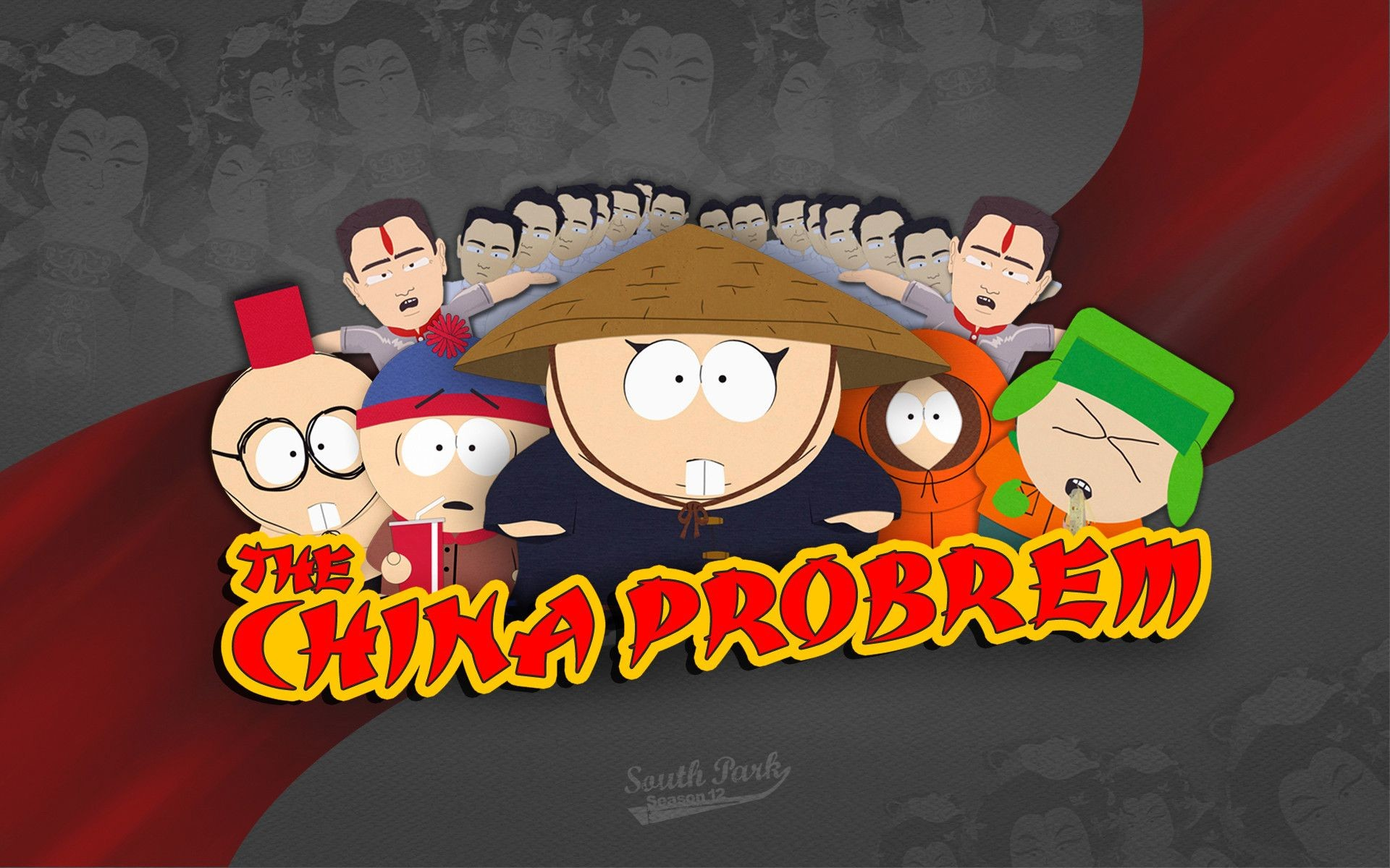 1920x1200 South Park Wallpapers HD.