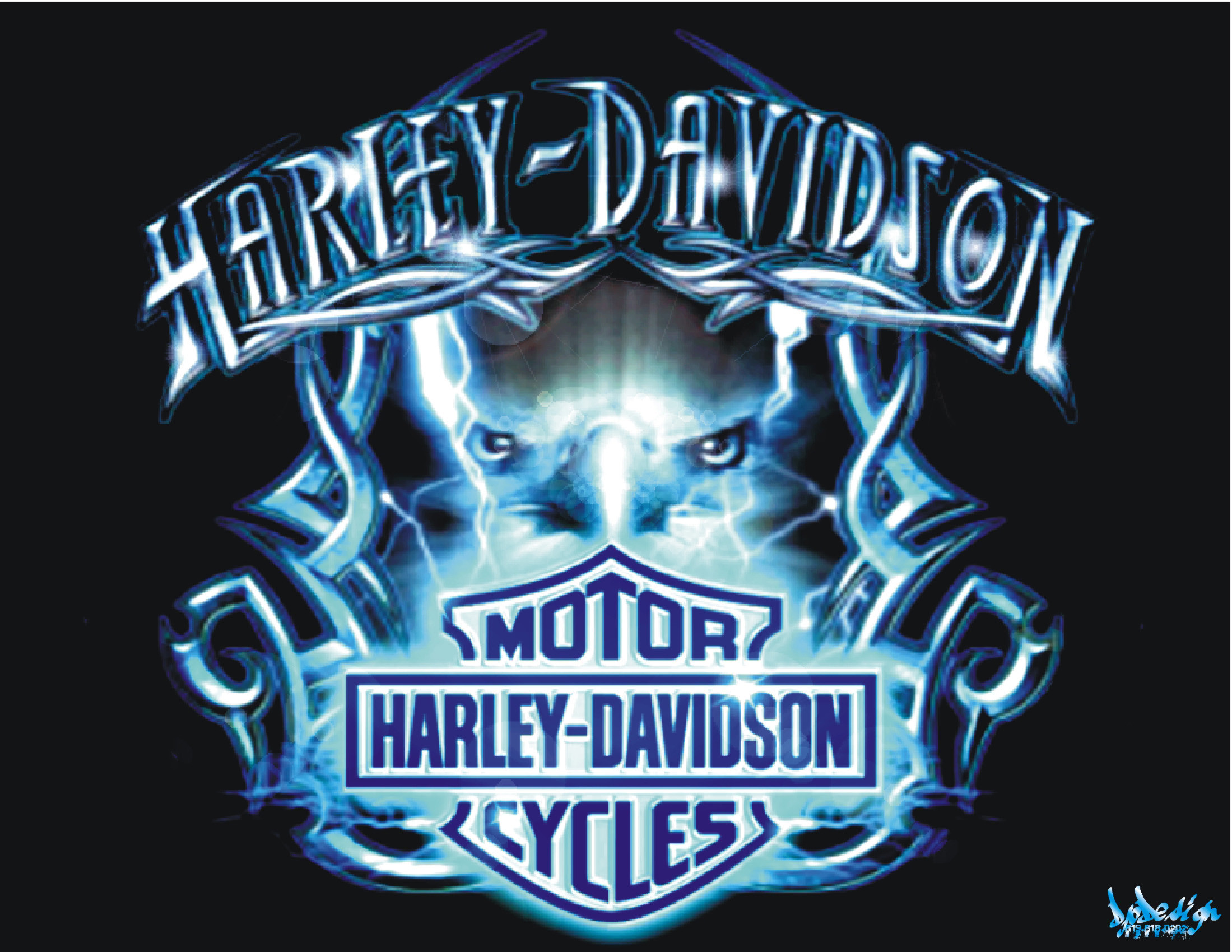 Harley Davidson Wallpapers Screensavers 80 Images 2560x1600 Free Hd Pc